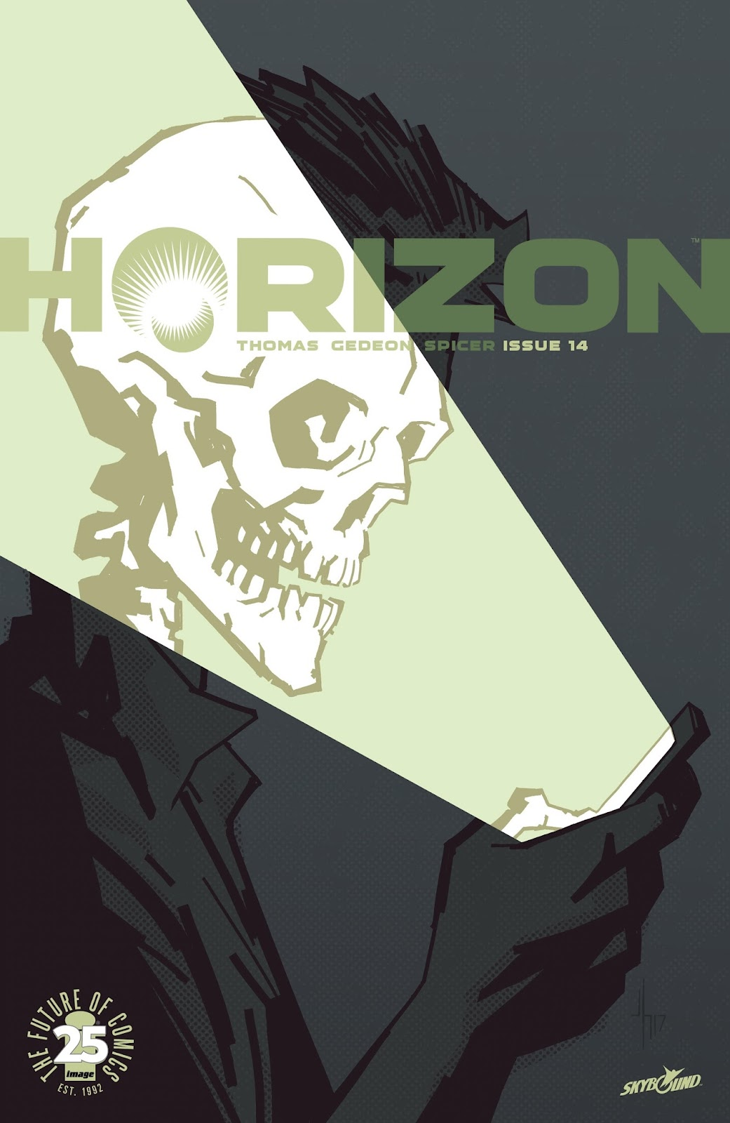 Horizon 14 Page 1