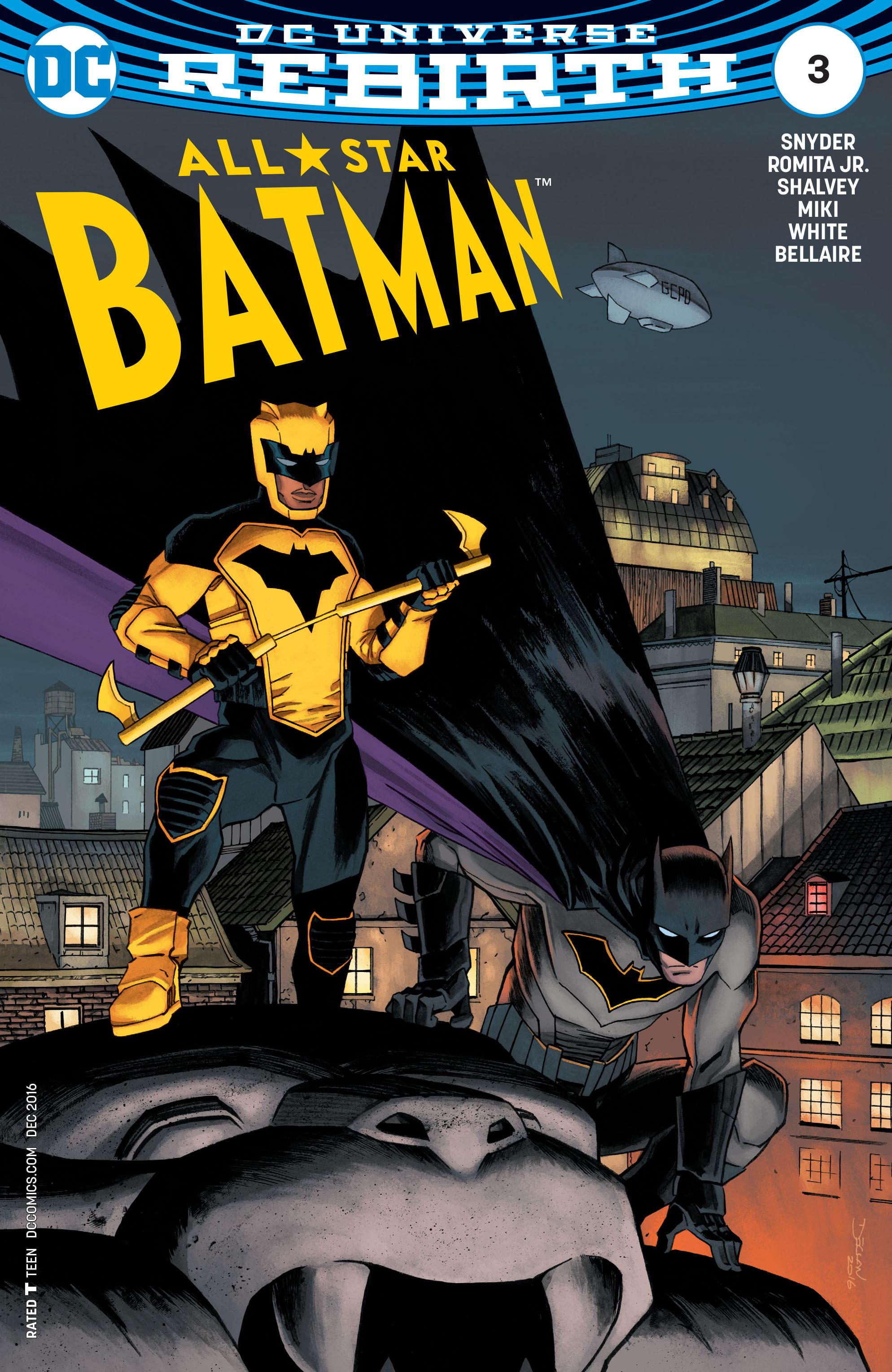 Read online All-Star Batman comic -  Issue #3 - 4