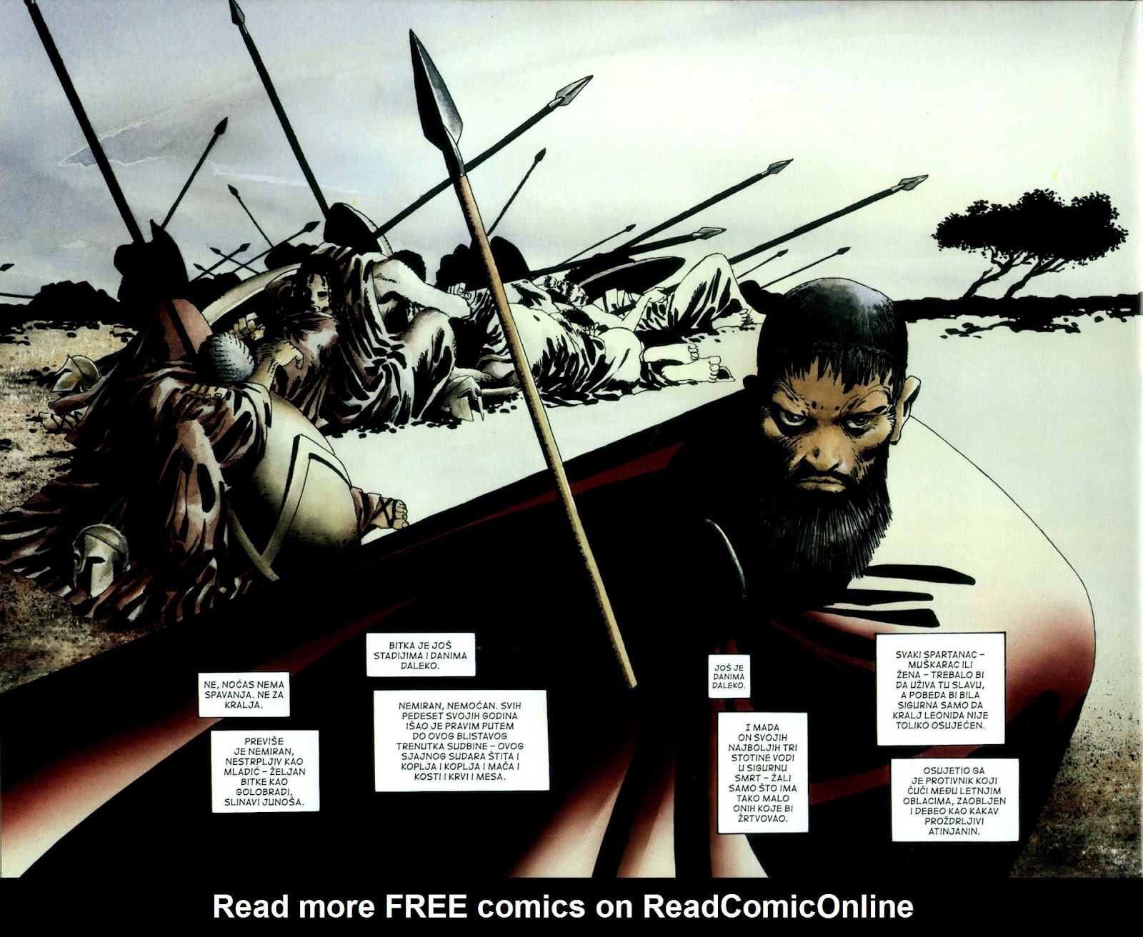 Read online 300 (2007) comic -  Issue # TPB - 21