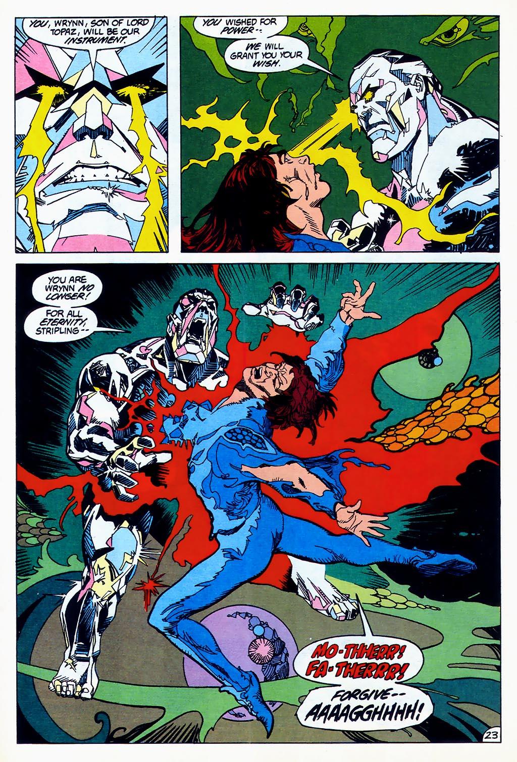 Read online Amethyst (1987) comic -  Issue #1 - 26