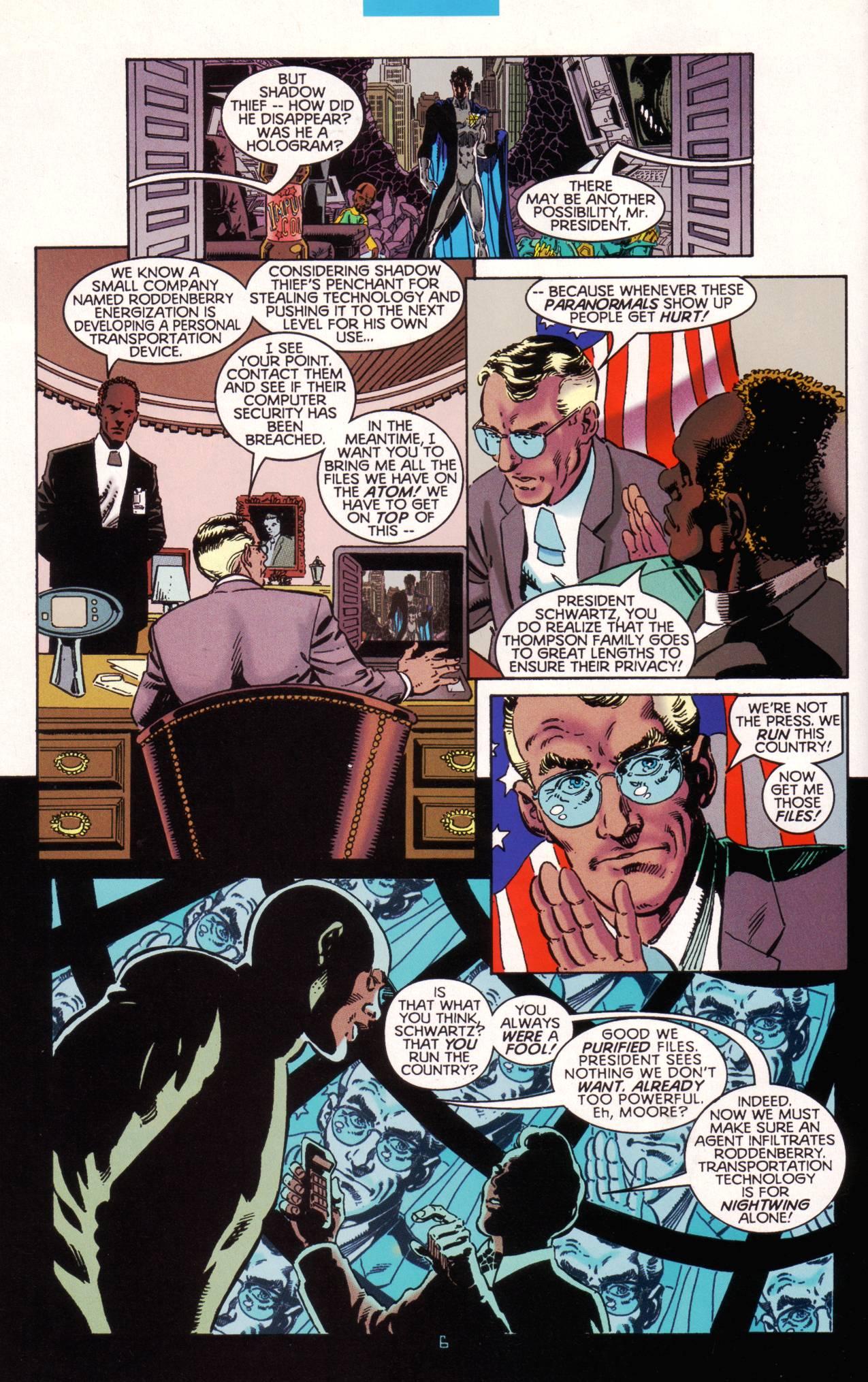 Read online Tangent Comics/ The Atom comic -  Issue # Full - 7