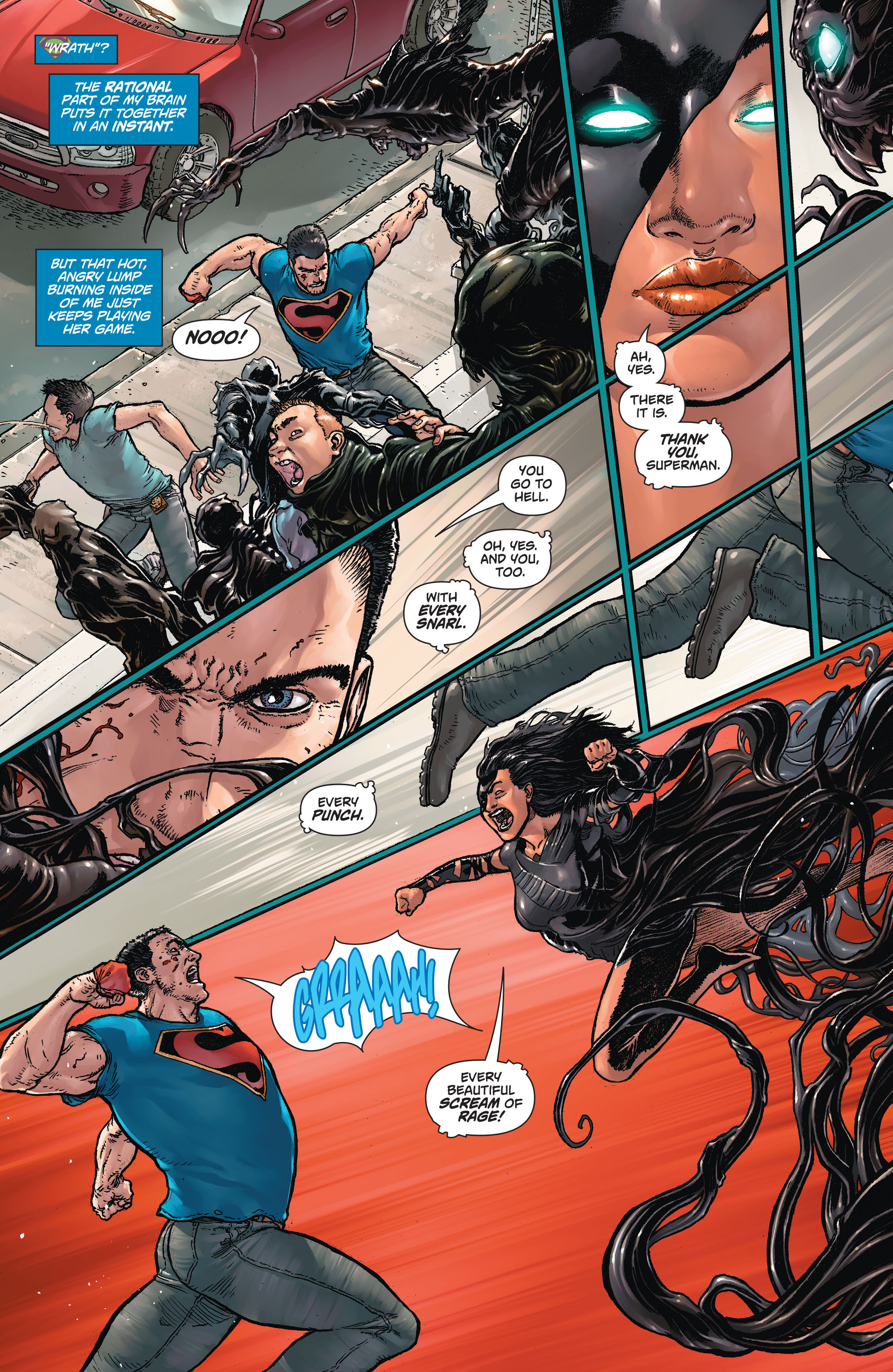 Read online Action Comics (2011) comic -  Issue #44 - 6
