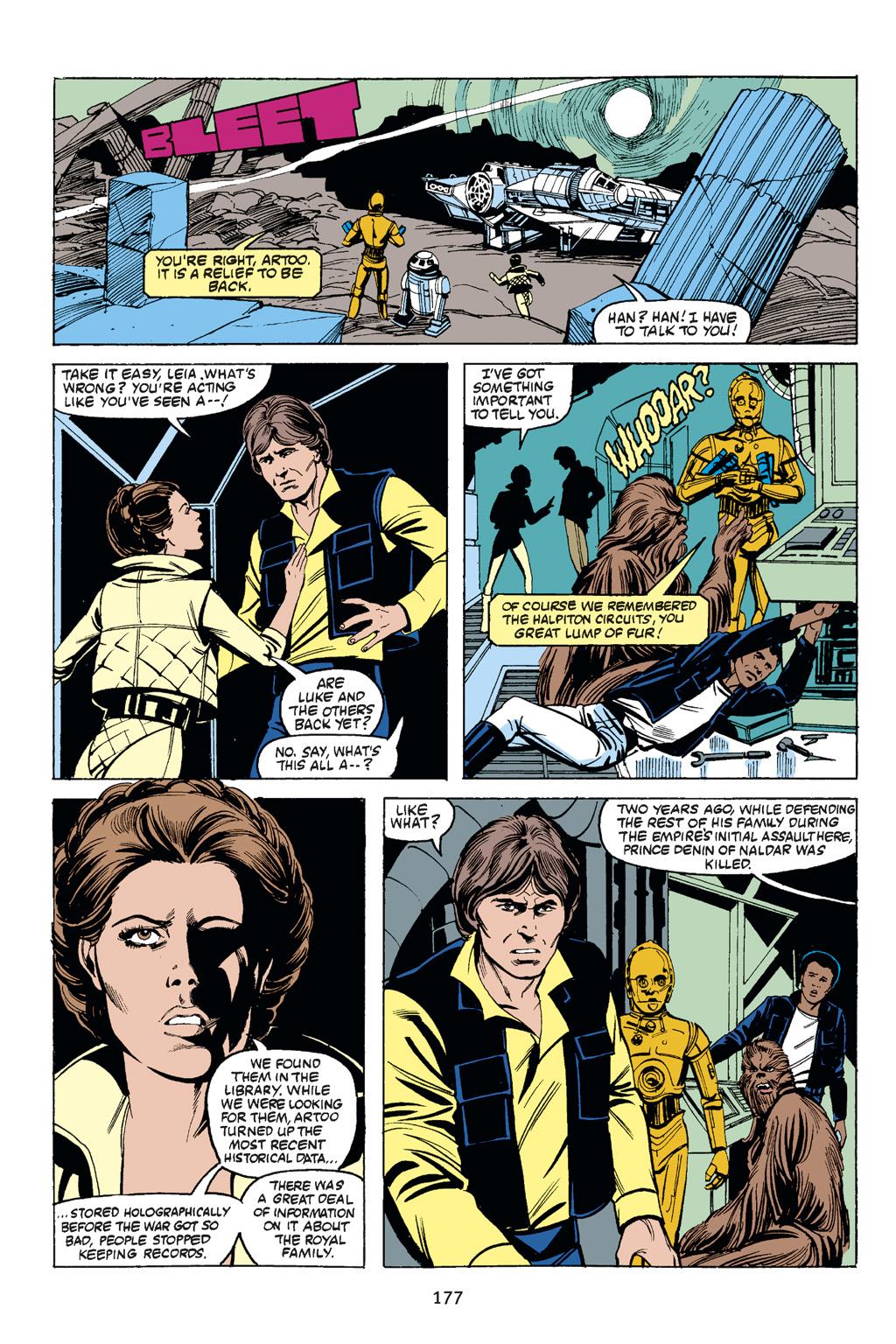 Read online Star Wars Omnibus comic -  Issue # Vol. 21 - 170