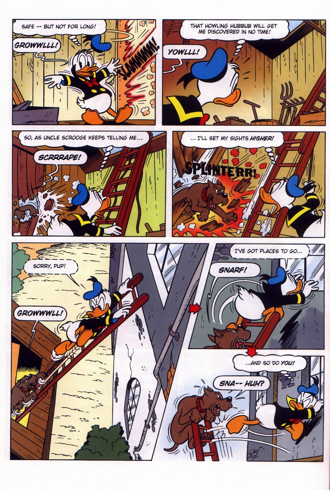 Read online Uncle Scrooge (1953) comic -  Issue #316 - 58