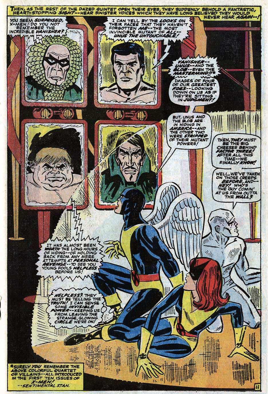 Read online Uncanny X-Men (1963) comic -  Issue #85 - 19