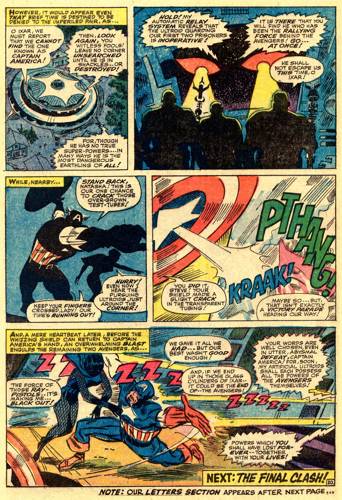 The Avengers (1963) 36 Page 27