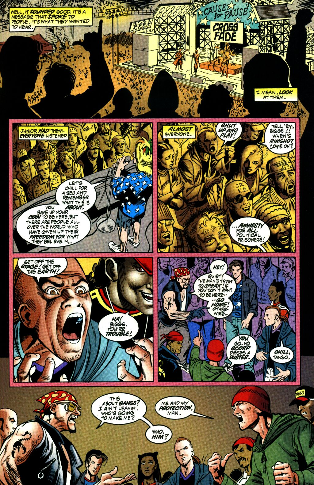 Read online Supermen of America comic -  Issue # Full - 9
