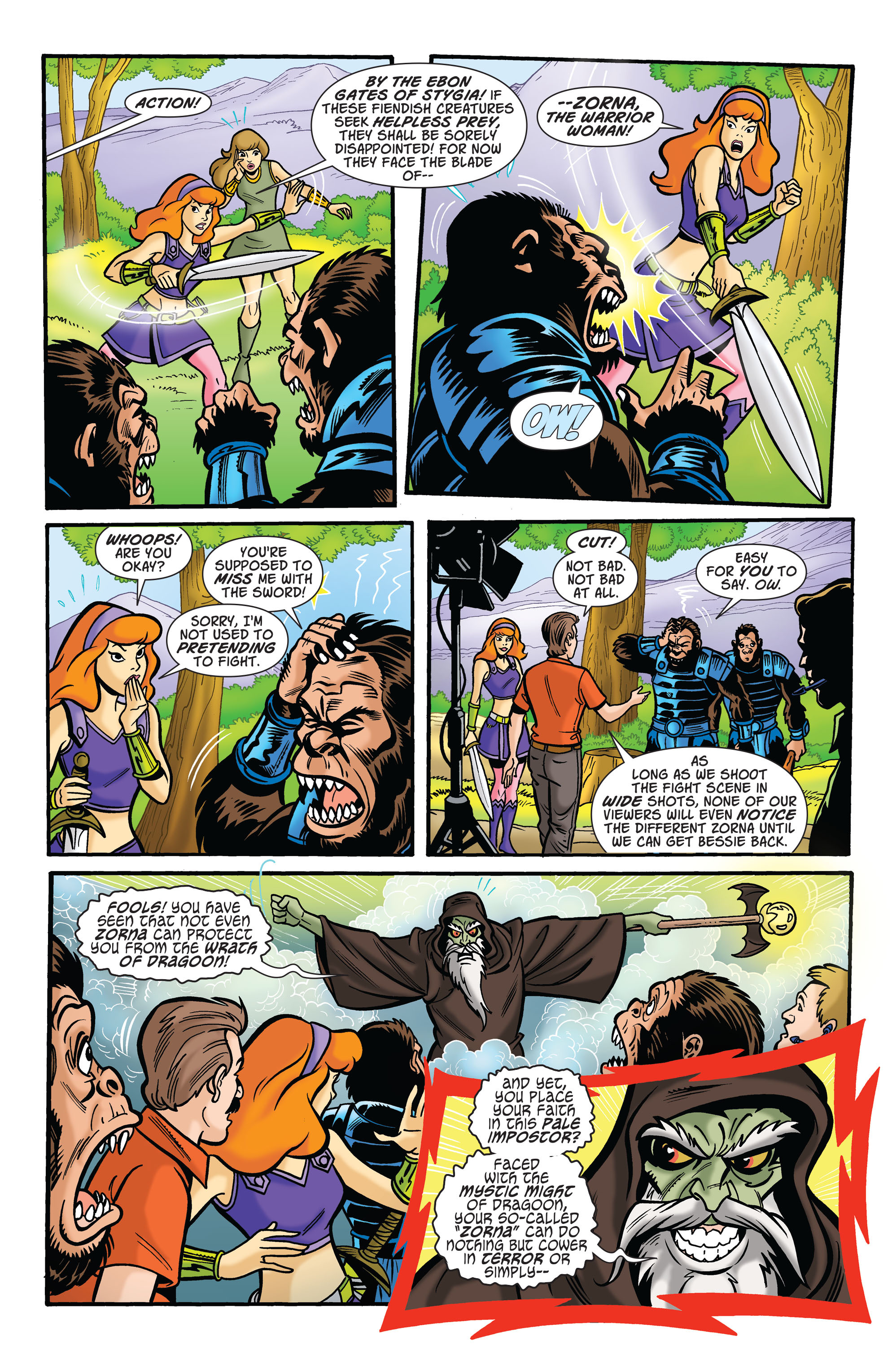 Read online Scooby-Doo: Where Are You? comic -  Issue #75 - 8