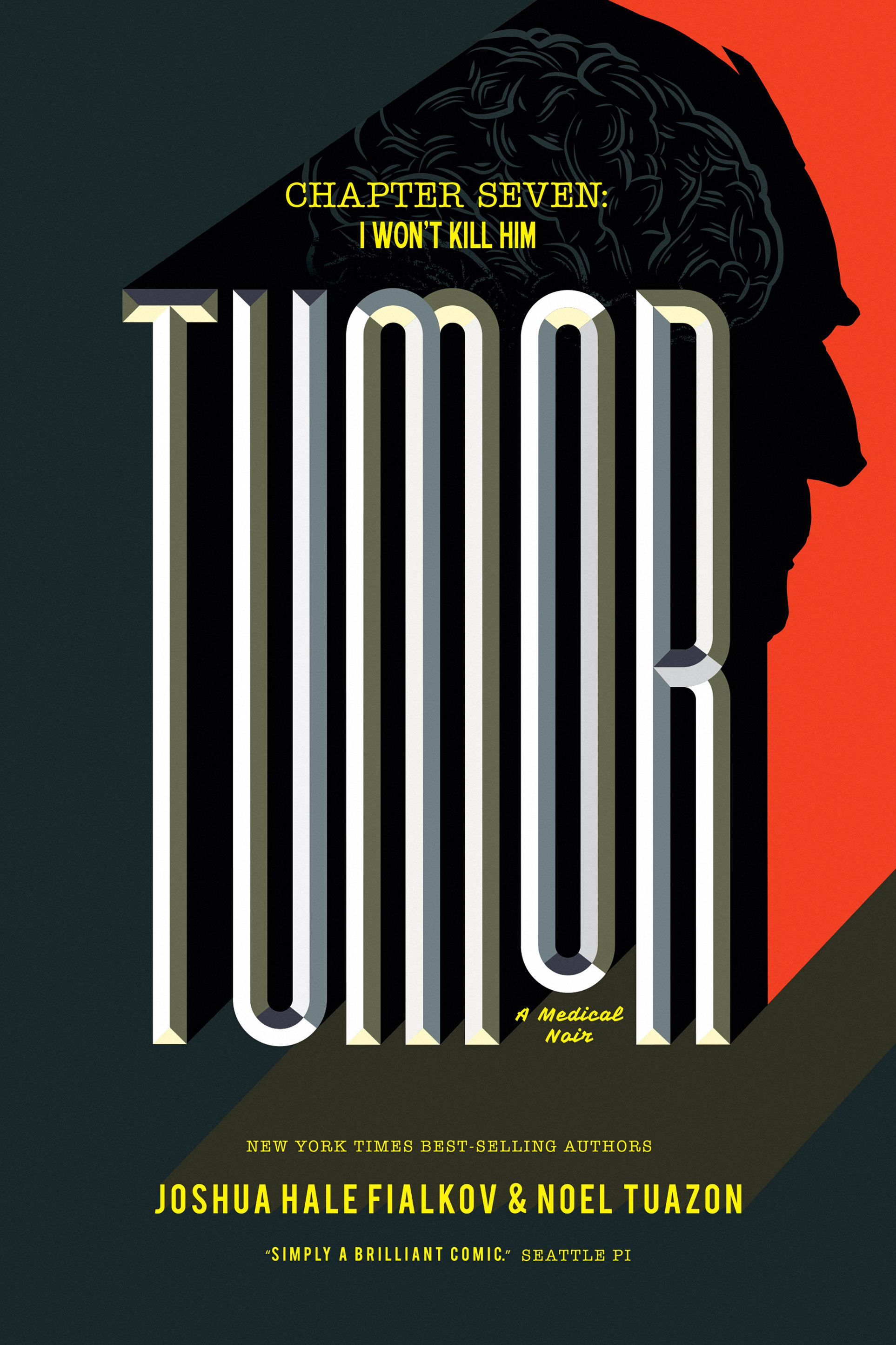 Read online Tumor comic -  Issue # TPB - 161