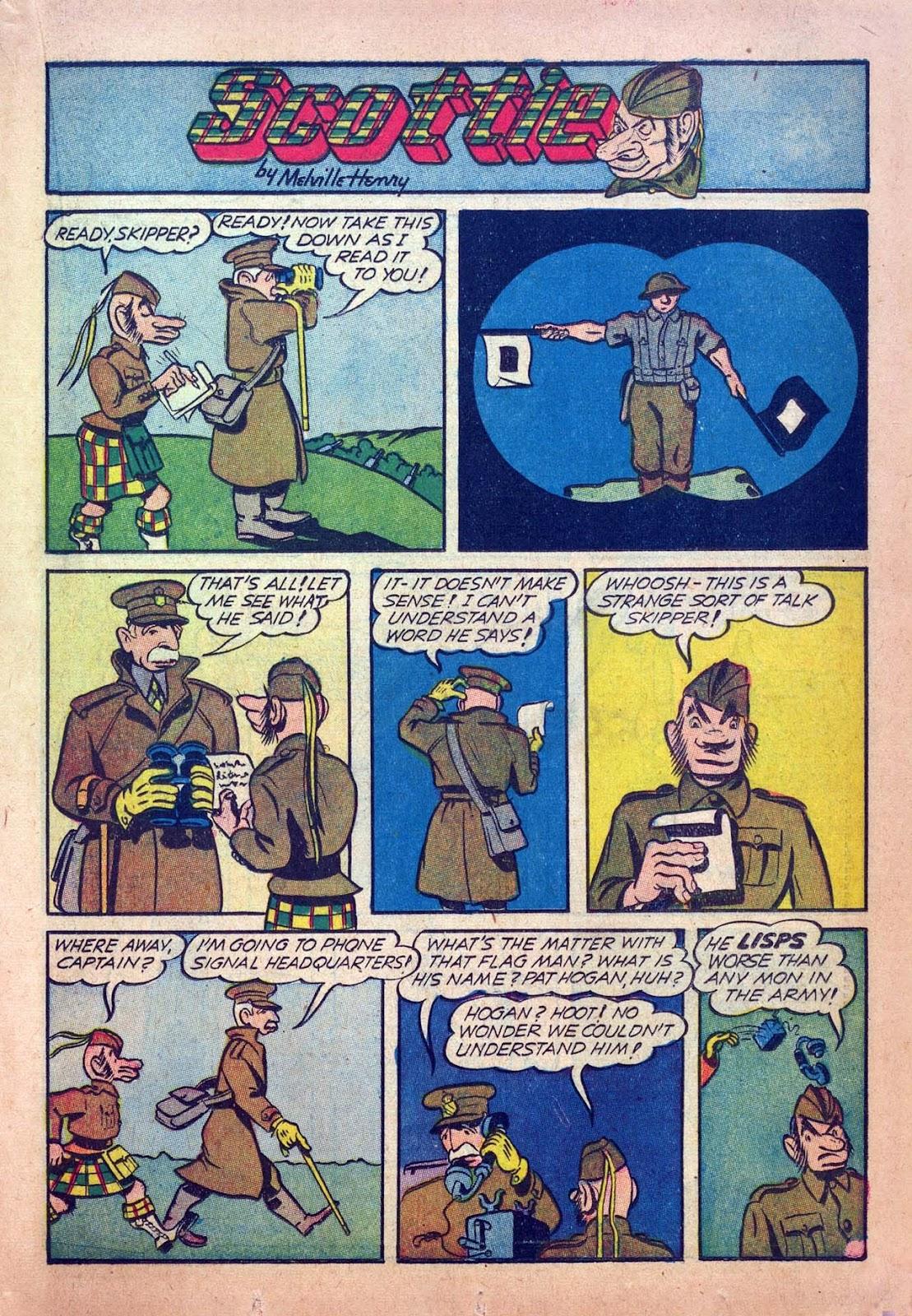 Read online Joker Comics comic -  Issue #7 - 35