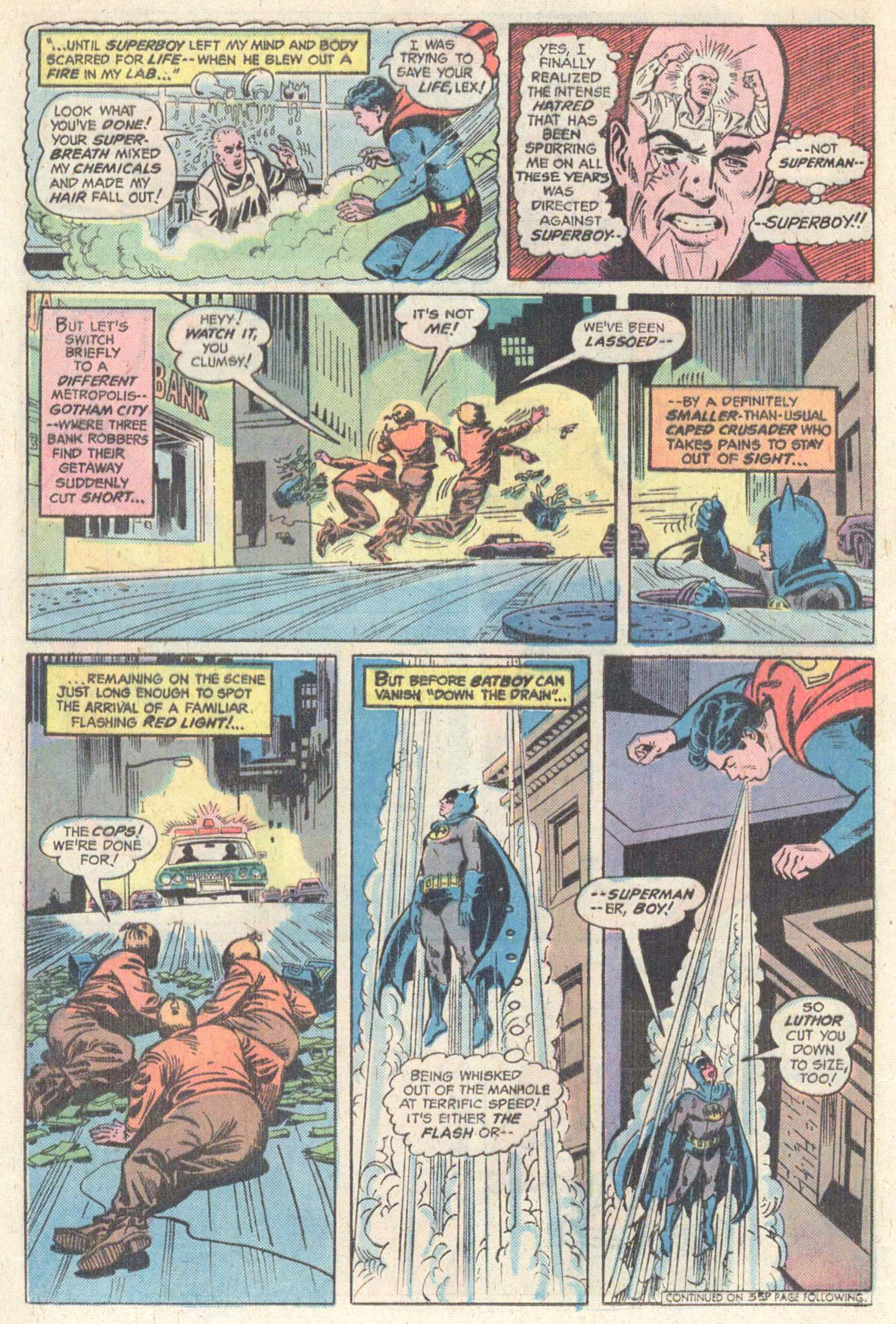 Read online Action Comics (1938) comic -  Issue #466 - 12