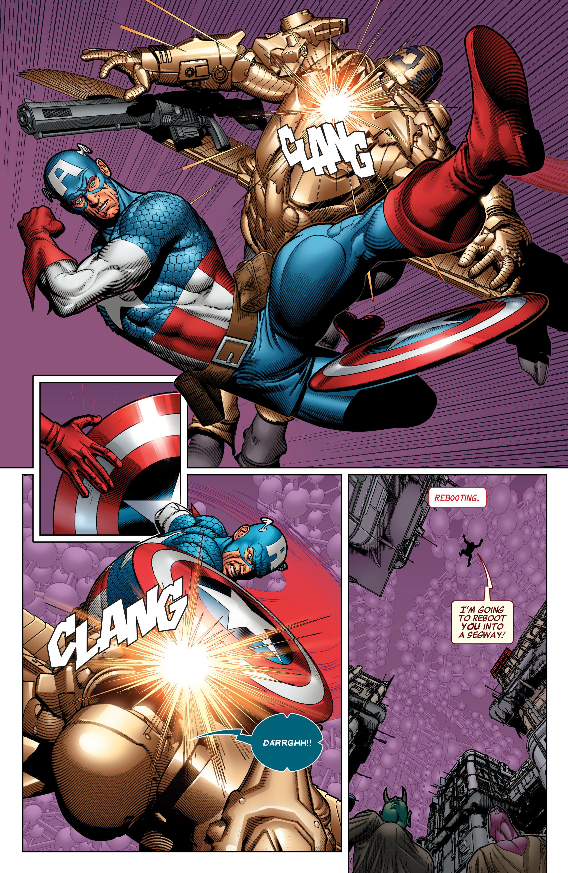 Read online Avengers (2010) comic -  Issue #34 - 10