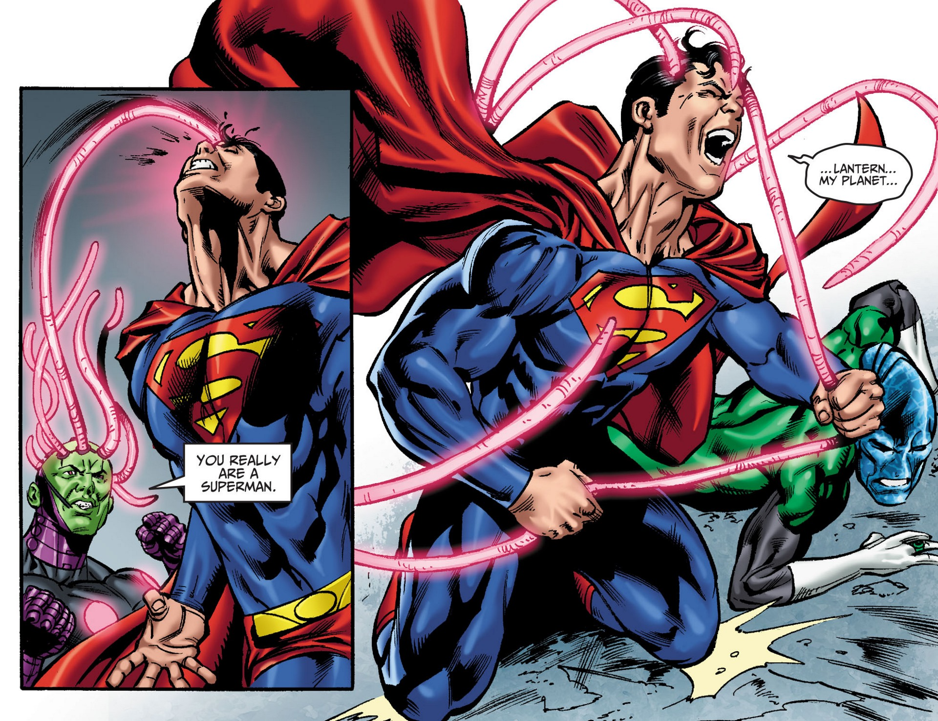 Read online Adventures of Superman [I] comic -  Issue #33 - 7