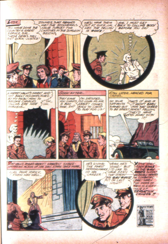 Read online Sensation (Mystery) Comics comic -  Issue #20 - 39