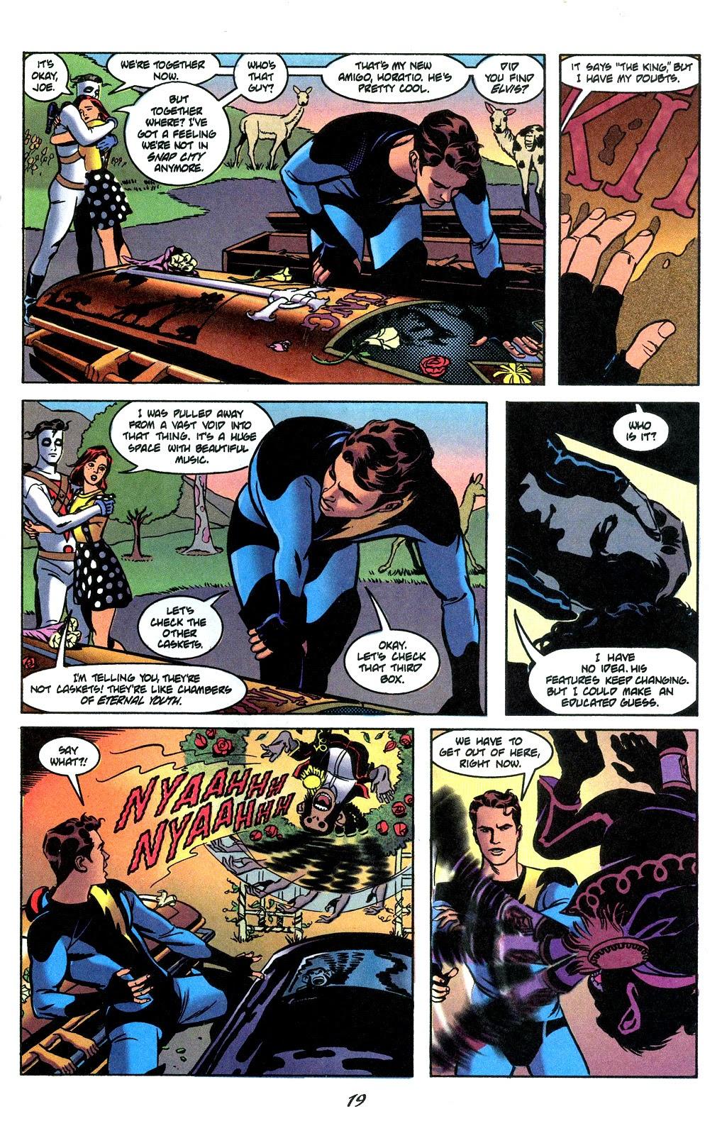 Read online Nexus Meets Madman comic -  Issue # Full - 21