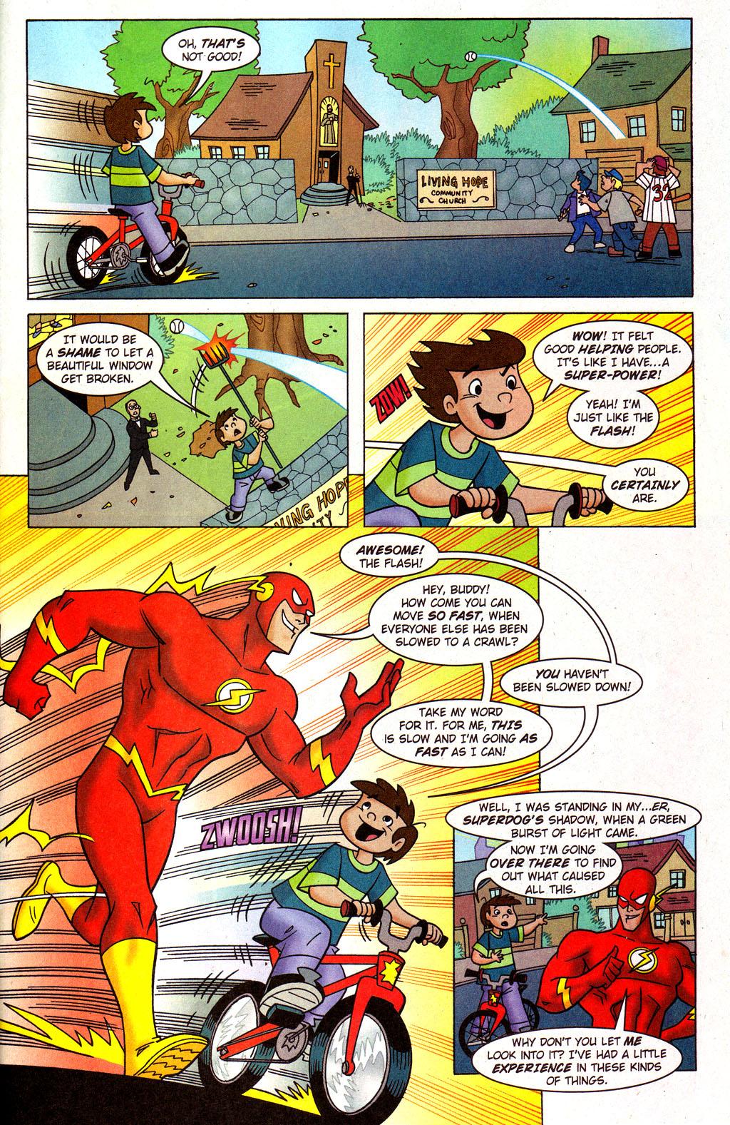 Read online Krypto the Superdog comic -  Issue #4 - 17