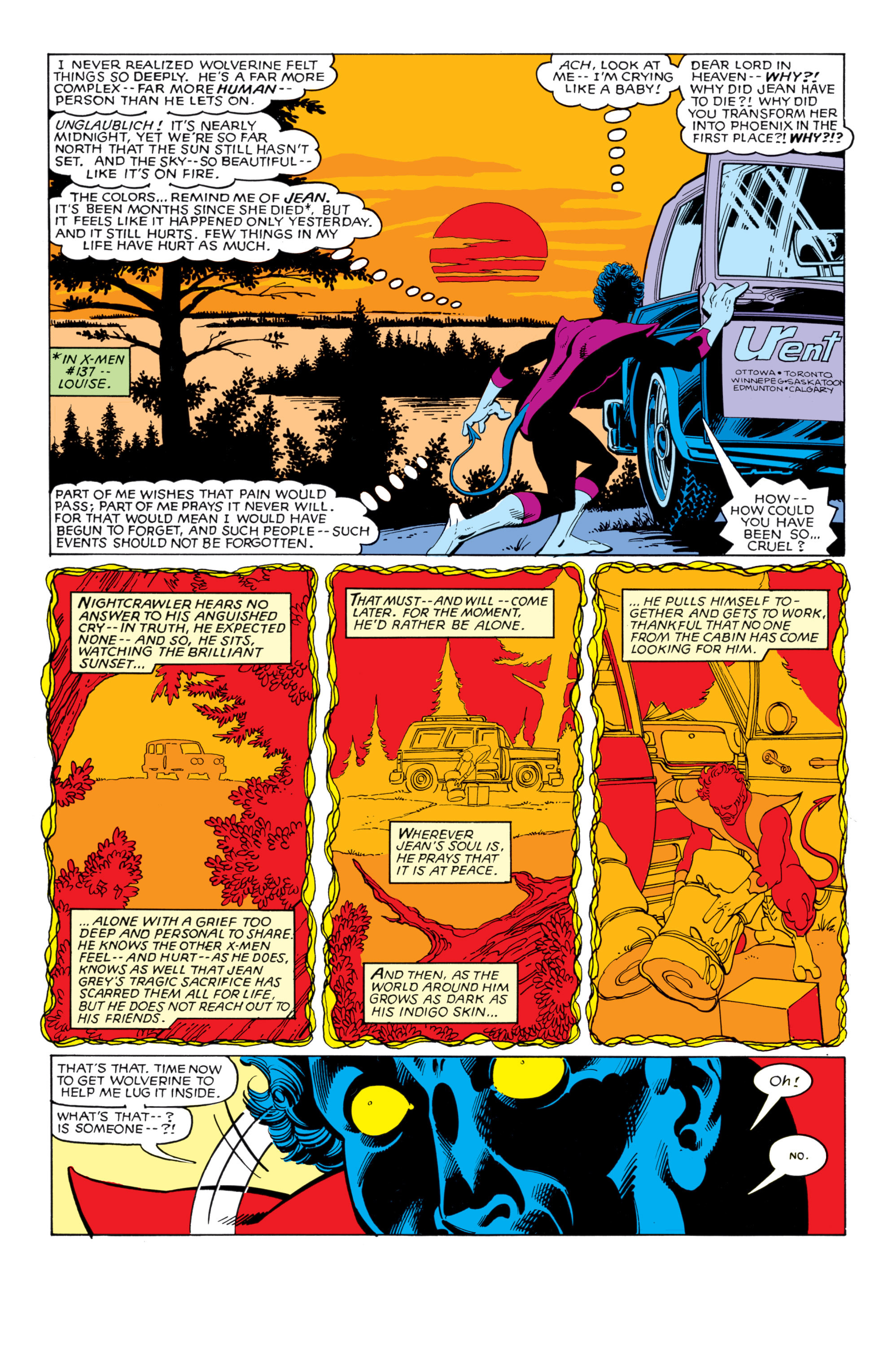 Uncanny X-Men (1963) 139 Page 20