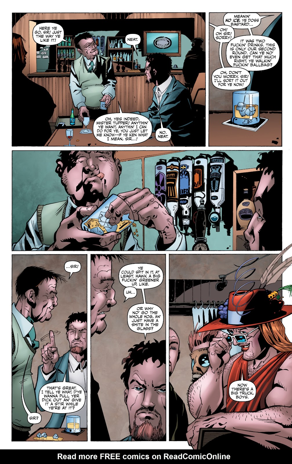 Read online The Boys Omnibus comic -  Issue # TPB 4 (Part 3) - 79