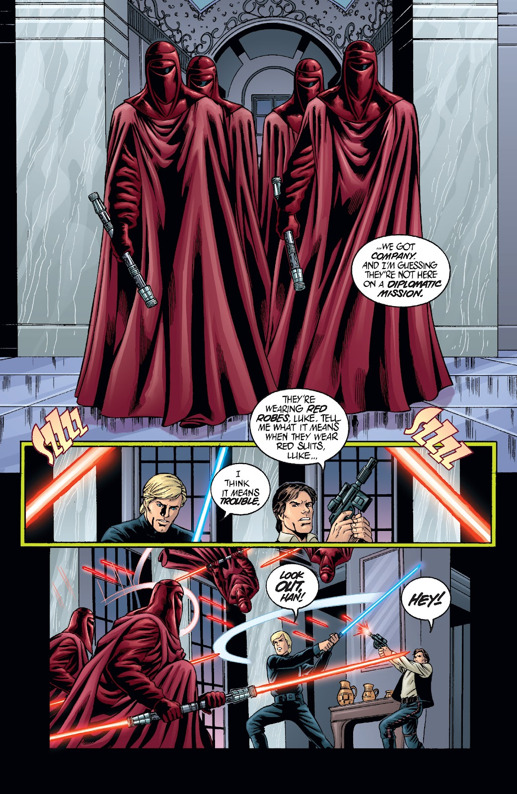 Read online Star Wars Legends: Infinities - Epic Collection comic -  Issue # TPB (Part 1) - 85