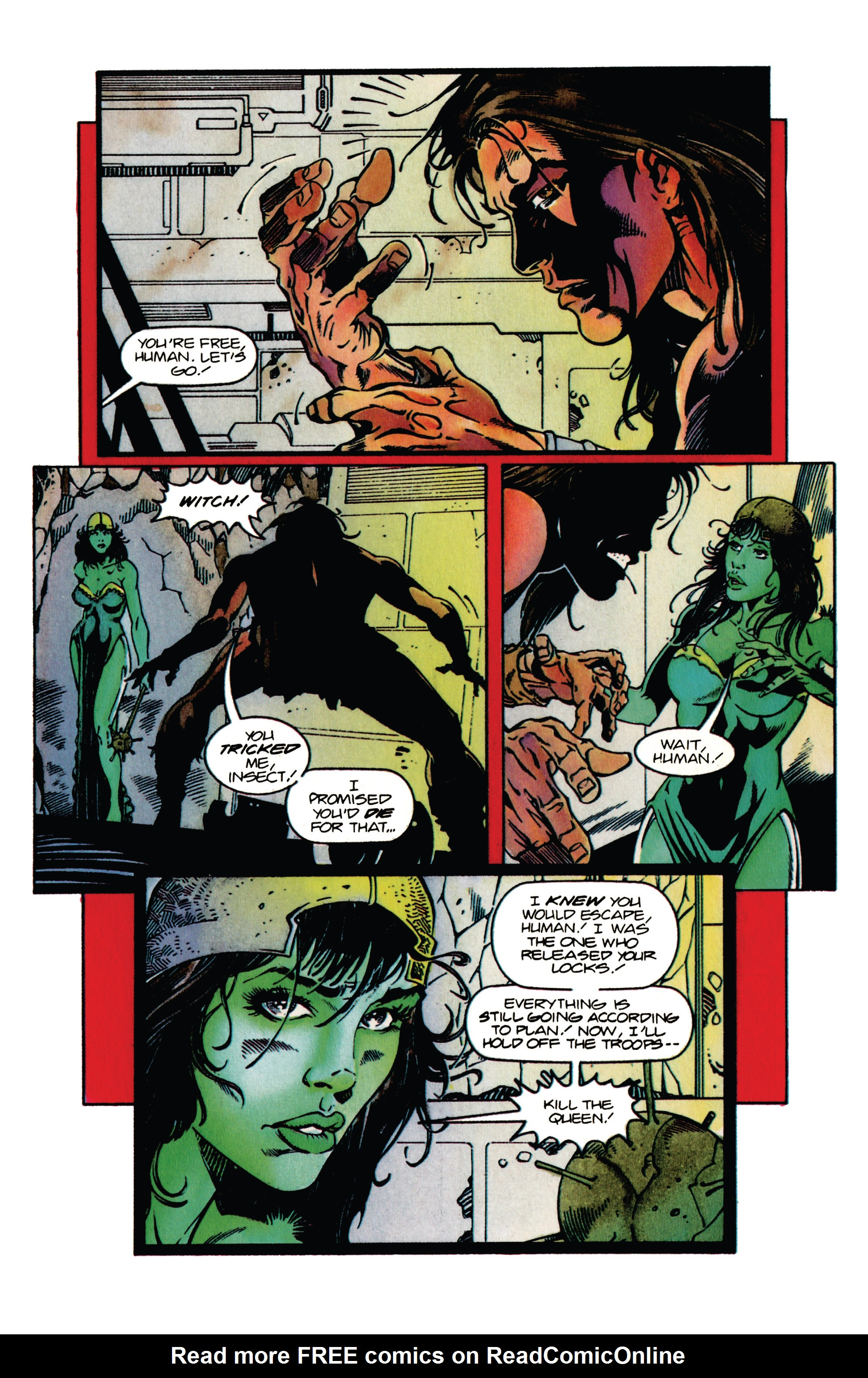 Read online Eternal Warrior (1992) comic -  Issue #38 - 9