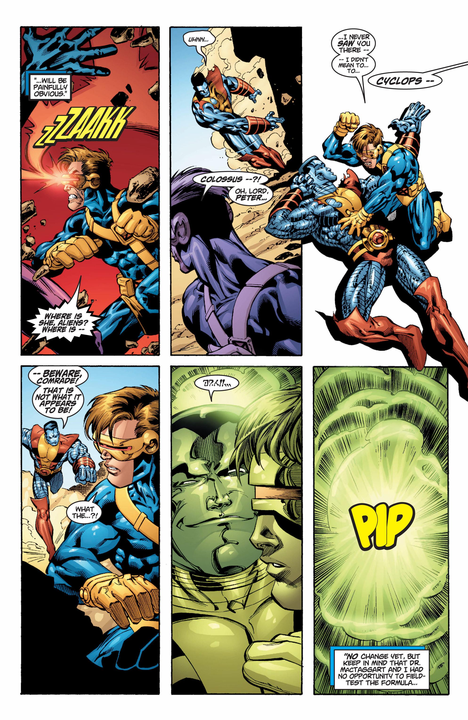 Read online Uncanny X-Men (1963) comic -  Issue #377 - 15