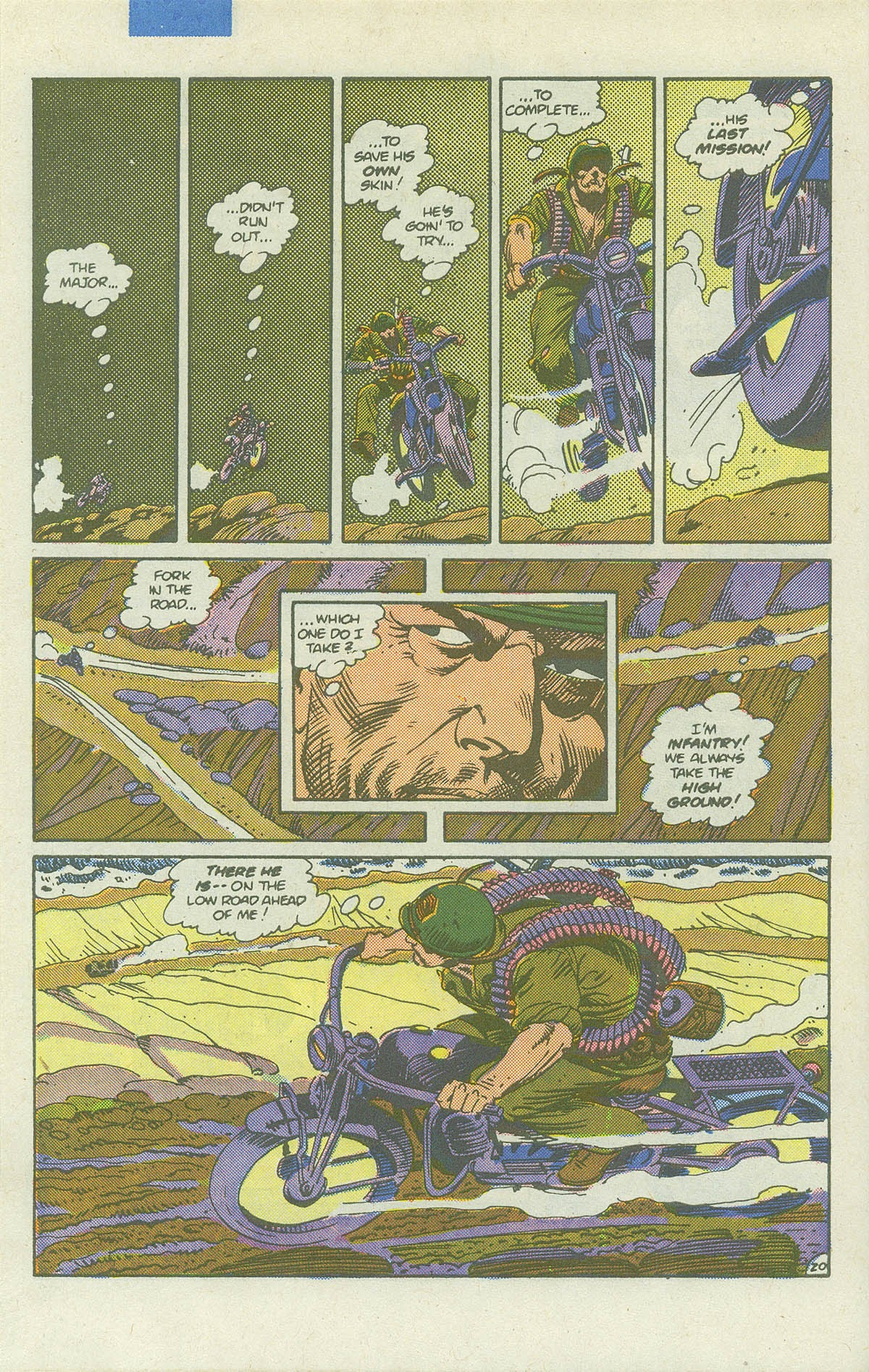 Read online Sgt. Rock comic -  Issue #422 - 27