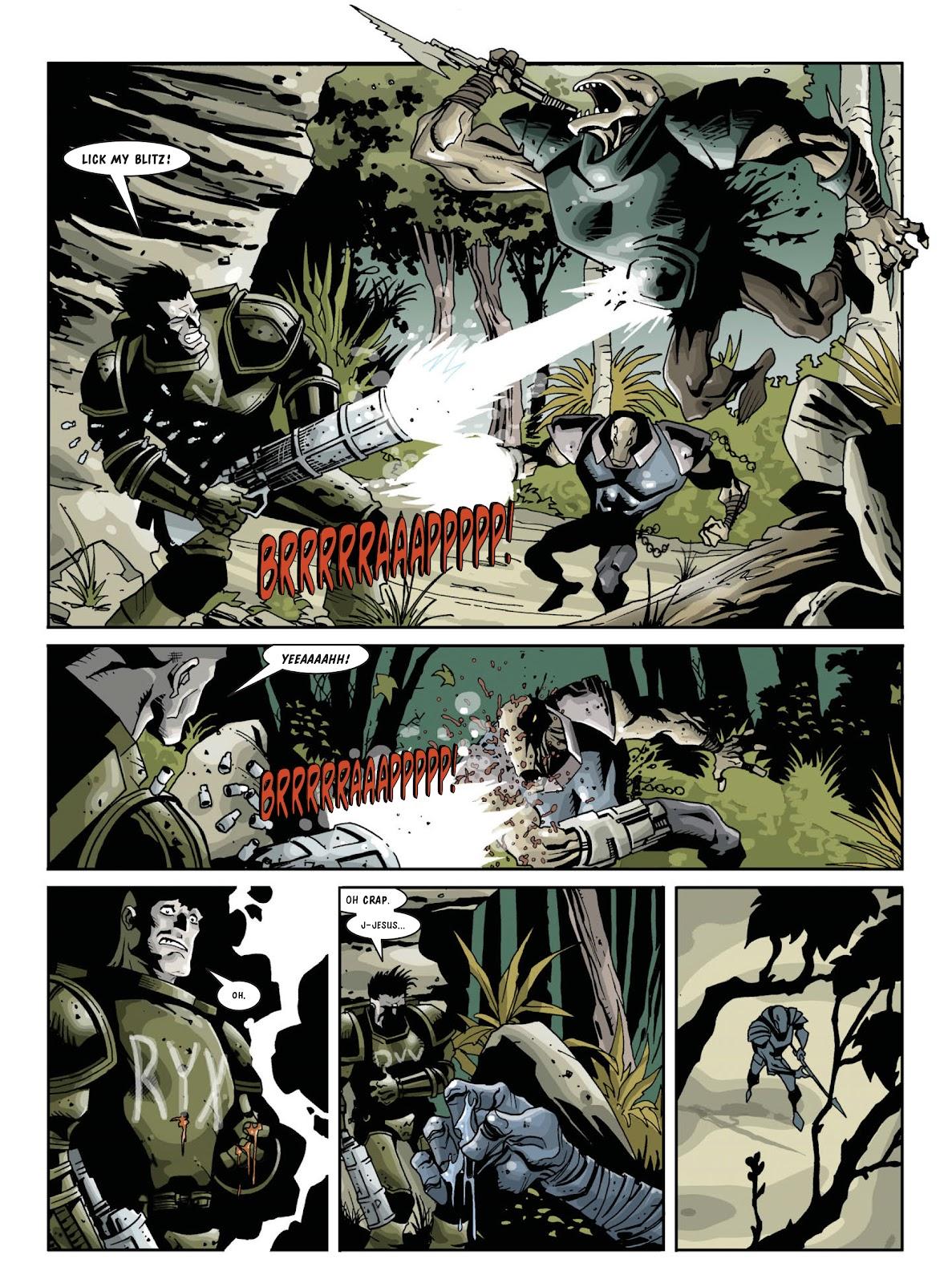 Judge Dredd Megazine (Vol. 5) Issue #381 #180 - English 111