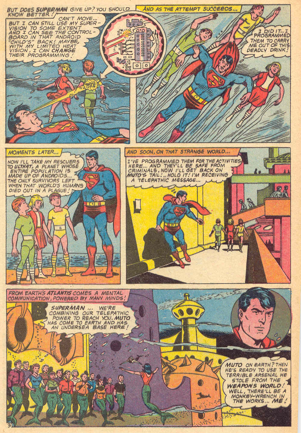 Read online Action Comics (1938) comic -  Issue #339 - 4