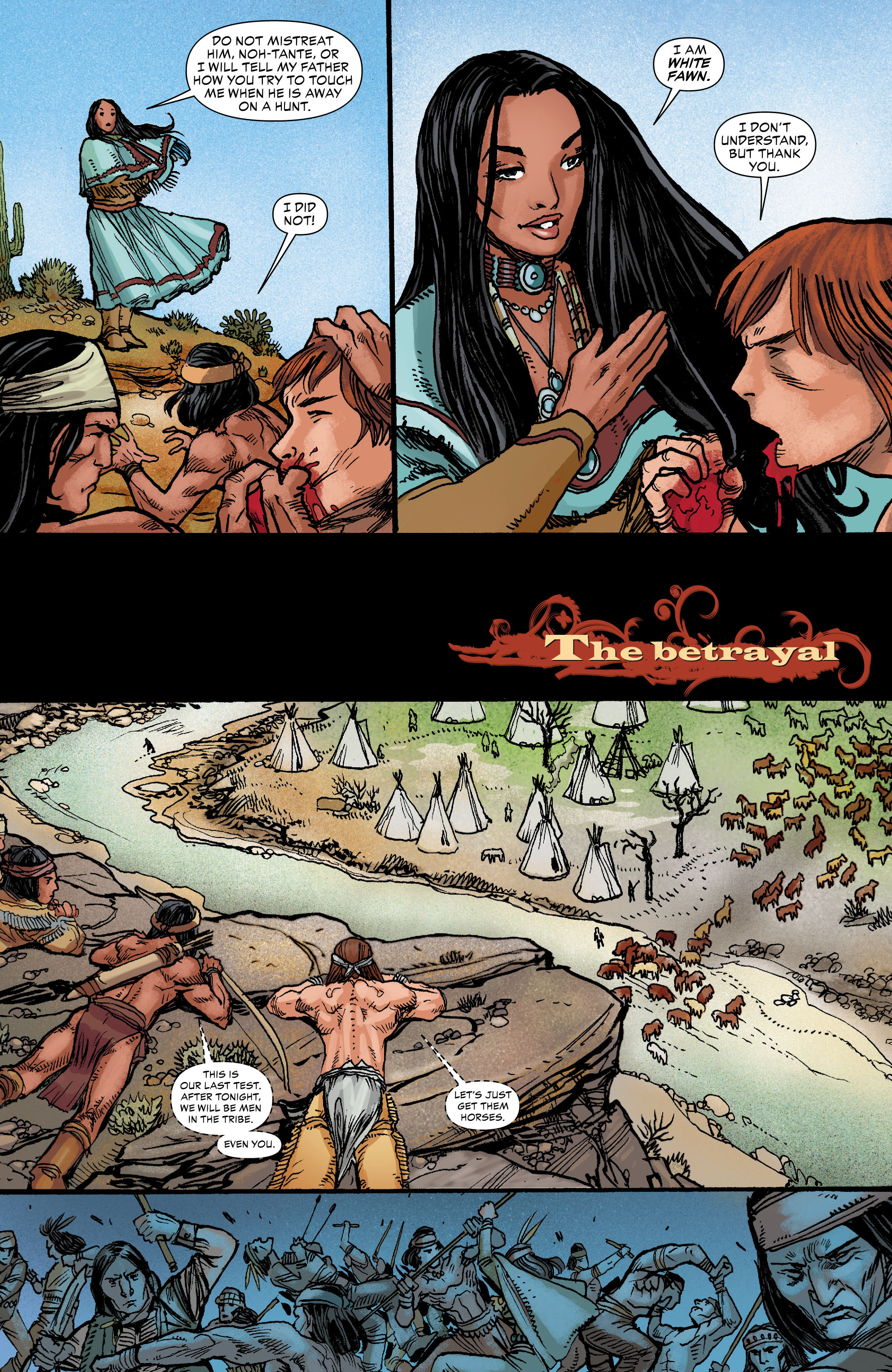 Read online All-Star Western (2011) comic -  Issue #0 - 14