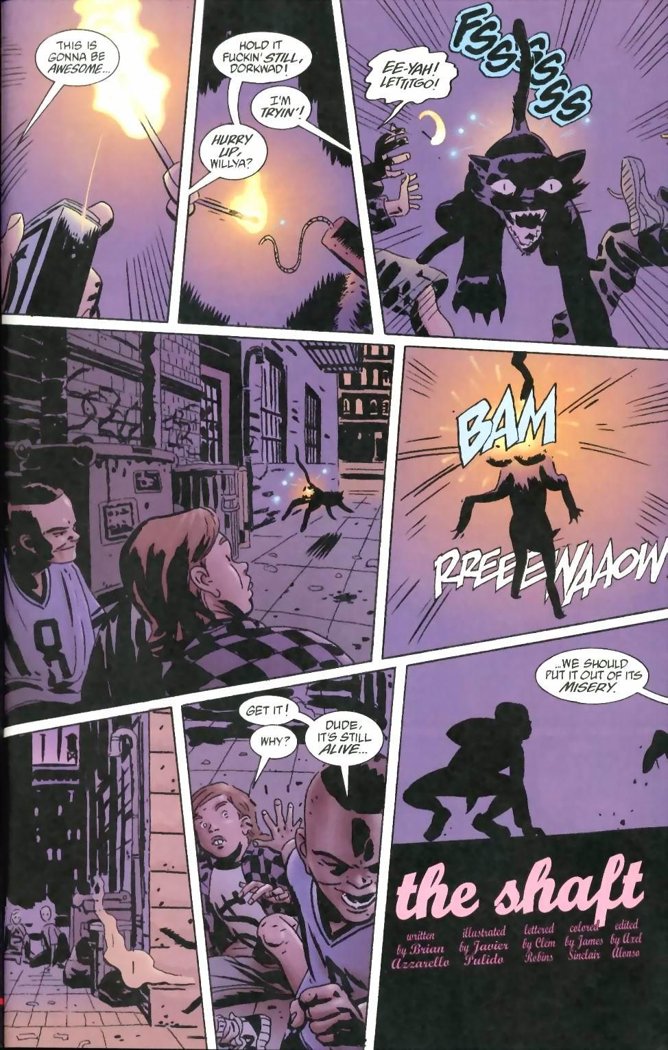 Read online Flinch comic -  Issue #13 - 16