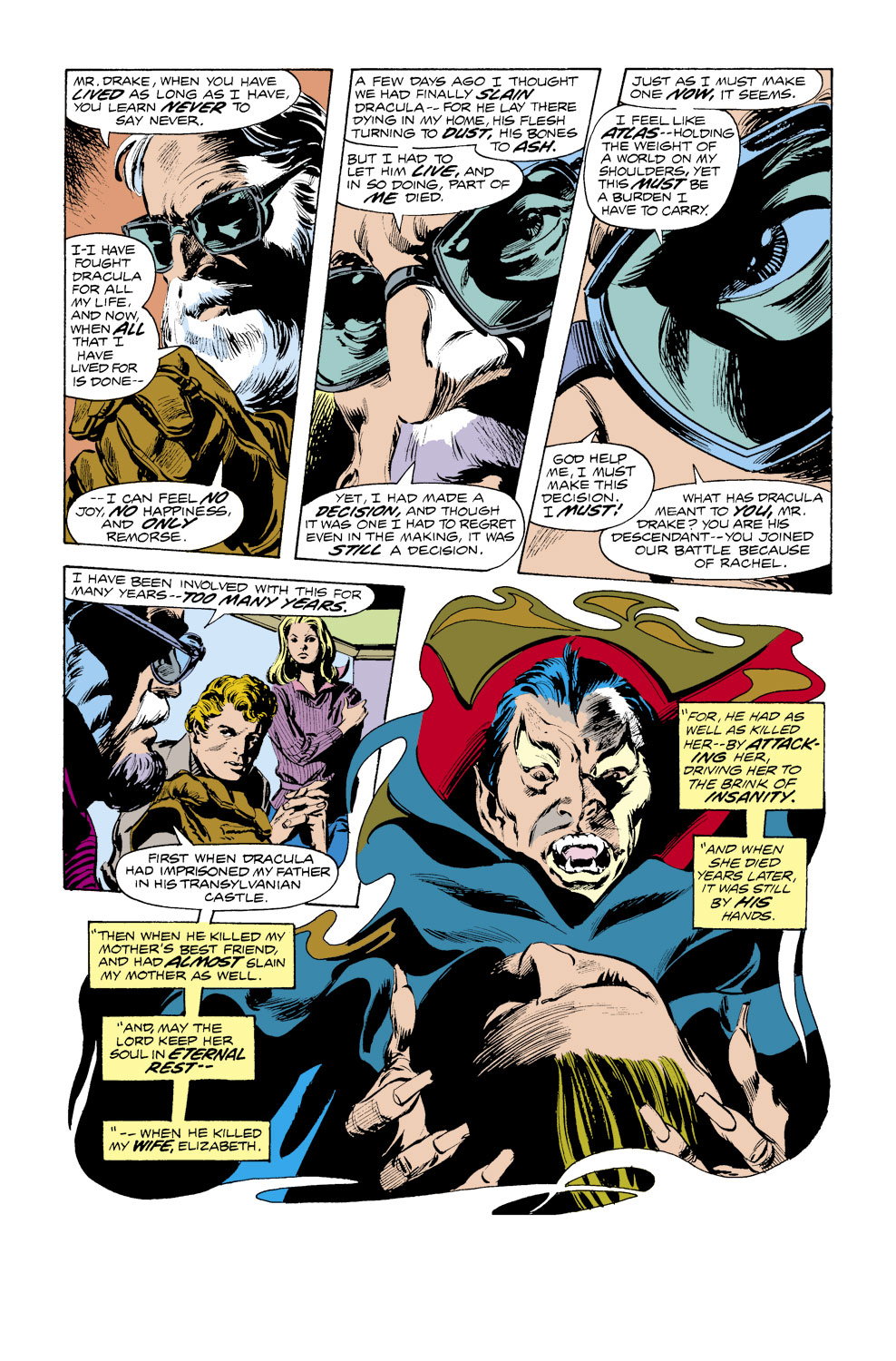 Tomb of Dracula (1972) issue 40 - Page 13