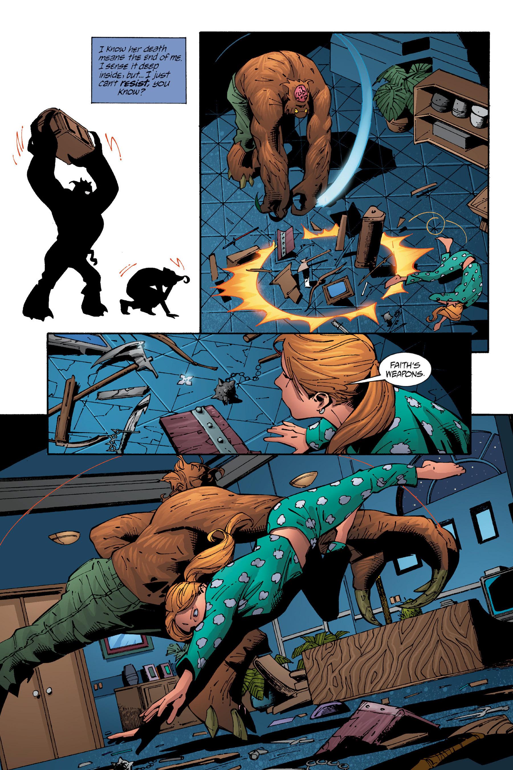Read online Buffy the Vampire Slayer: Omnibus comic -  Issue # TPB 5 - 89
