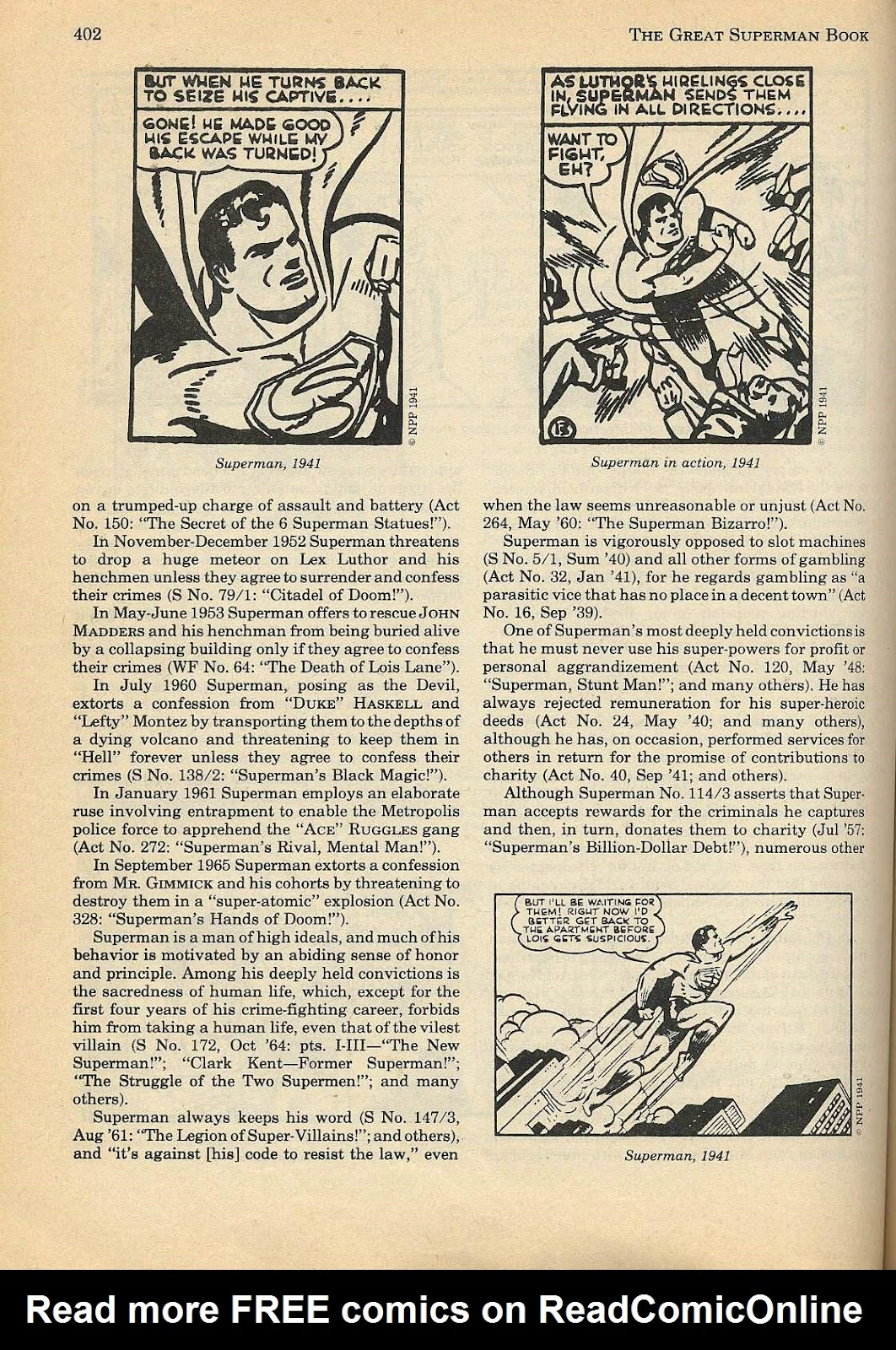 The Great Superman Book issue TPB (Part 5) - Page 3