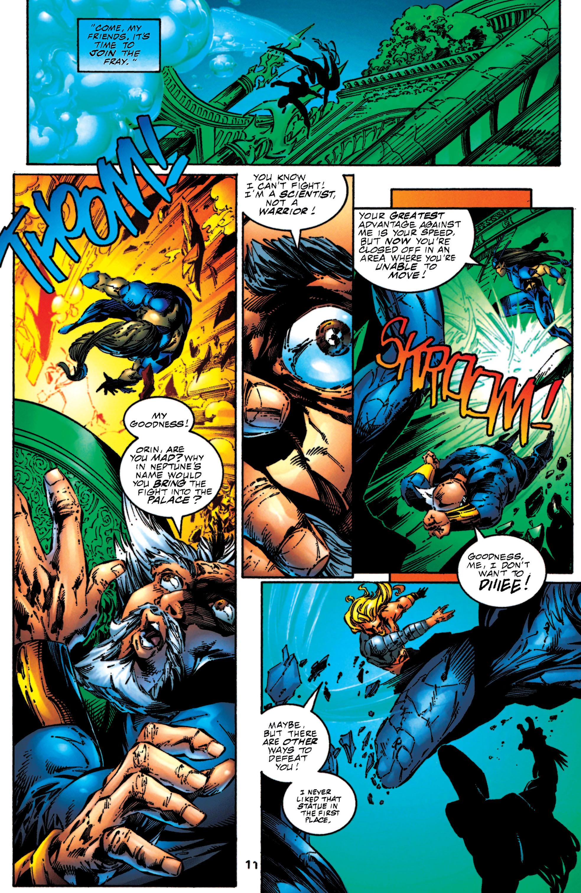Read online Aquaman (1994) comic -  Issue #51 - 11