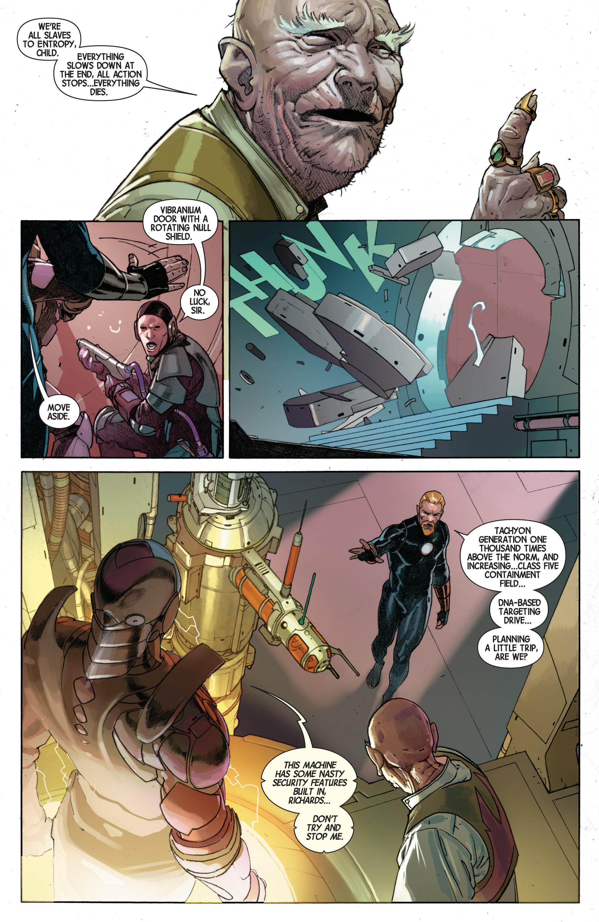 Read online Avengers (2013) comic -  Issue #Avengers (2013) _TPB 5 - 9
