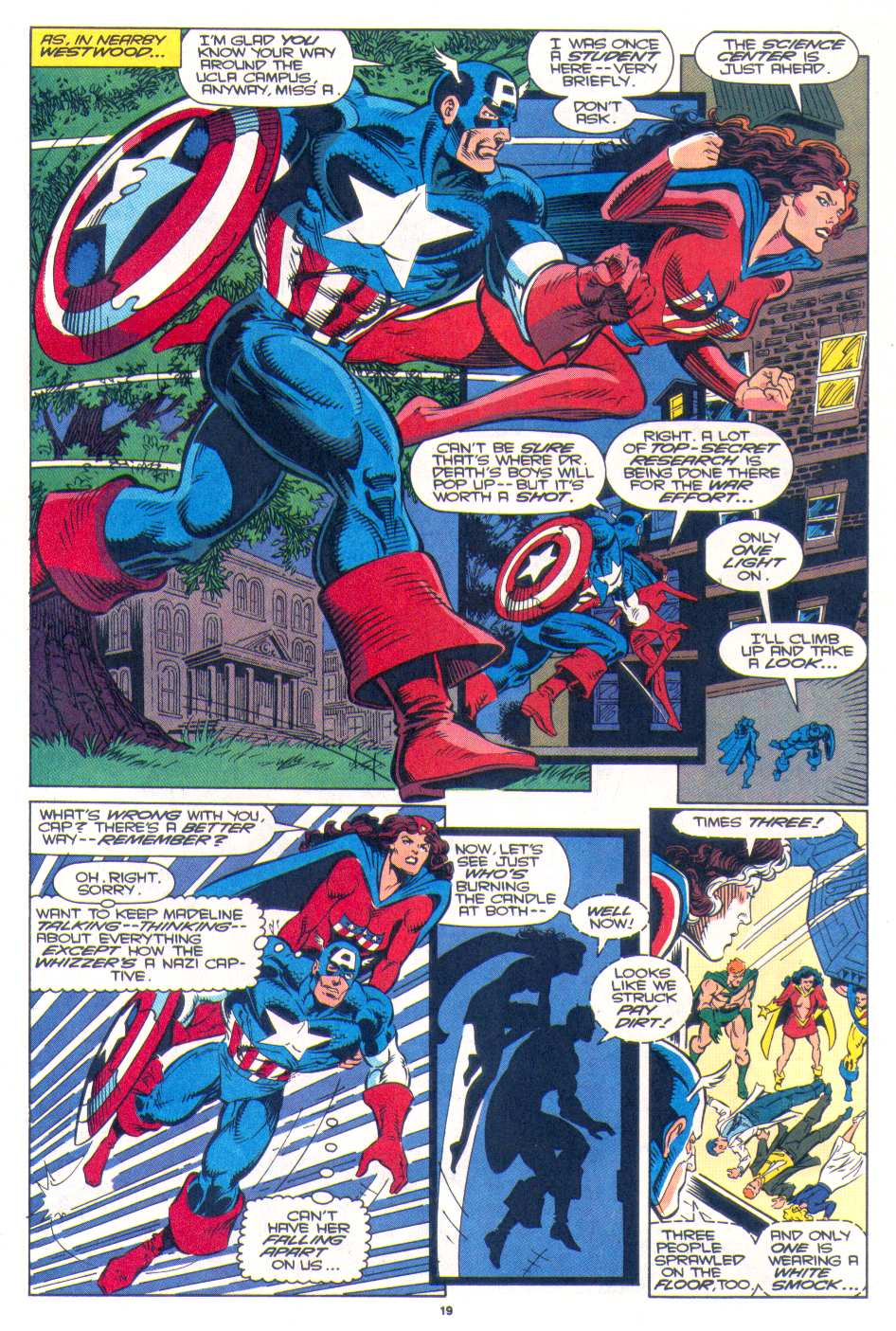 Read online The Invaders (1993) comic -  Issue #2 - 16