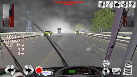 simulator bus 3d telolet