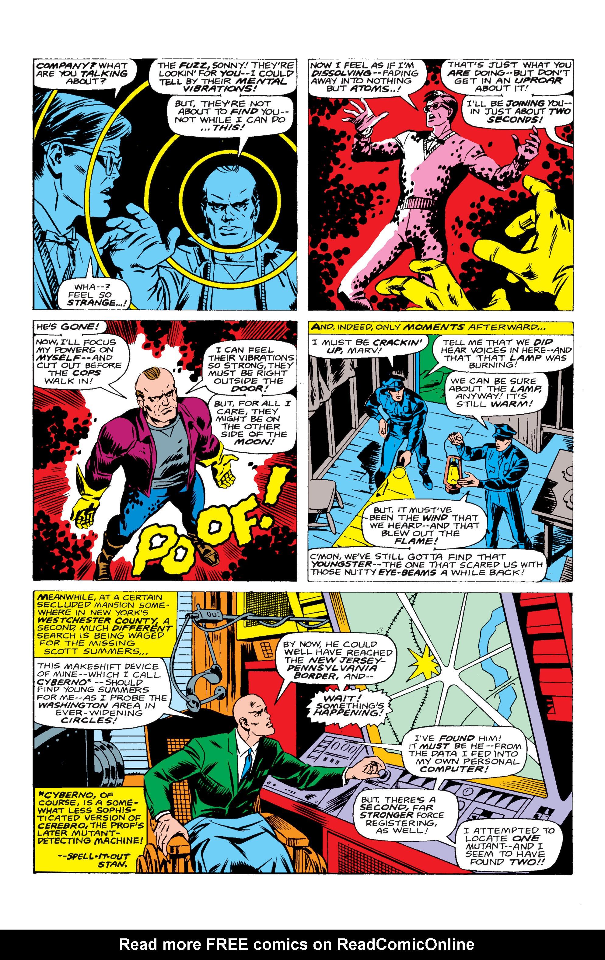 Uncanny X-Men (1963) 40 Page 17