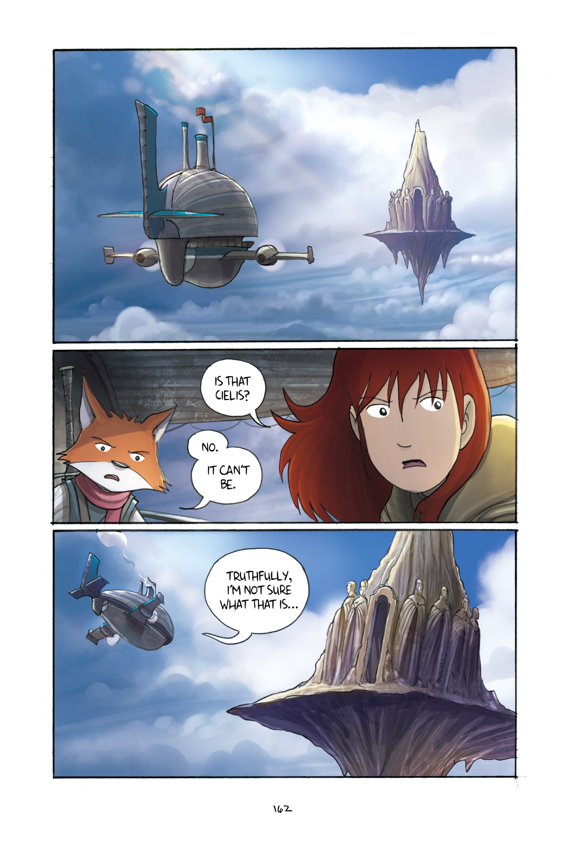 Read online Amulet comic -  Issue #3 - 158