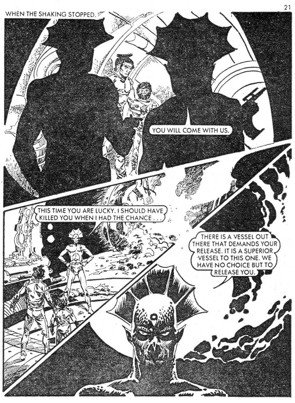 Starblazer issue 16 - Page 21