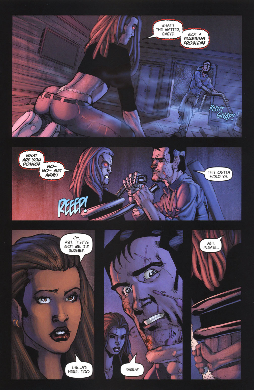 Army of Darkness (2006) Issue #6 #2 - English 17