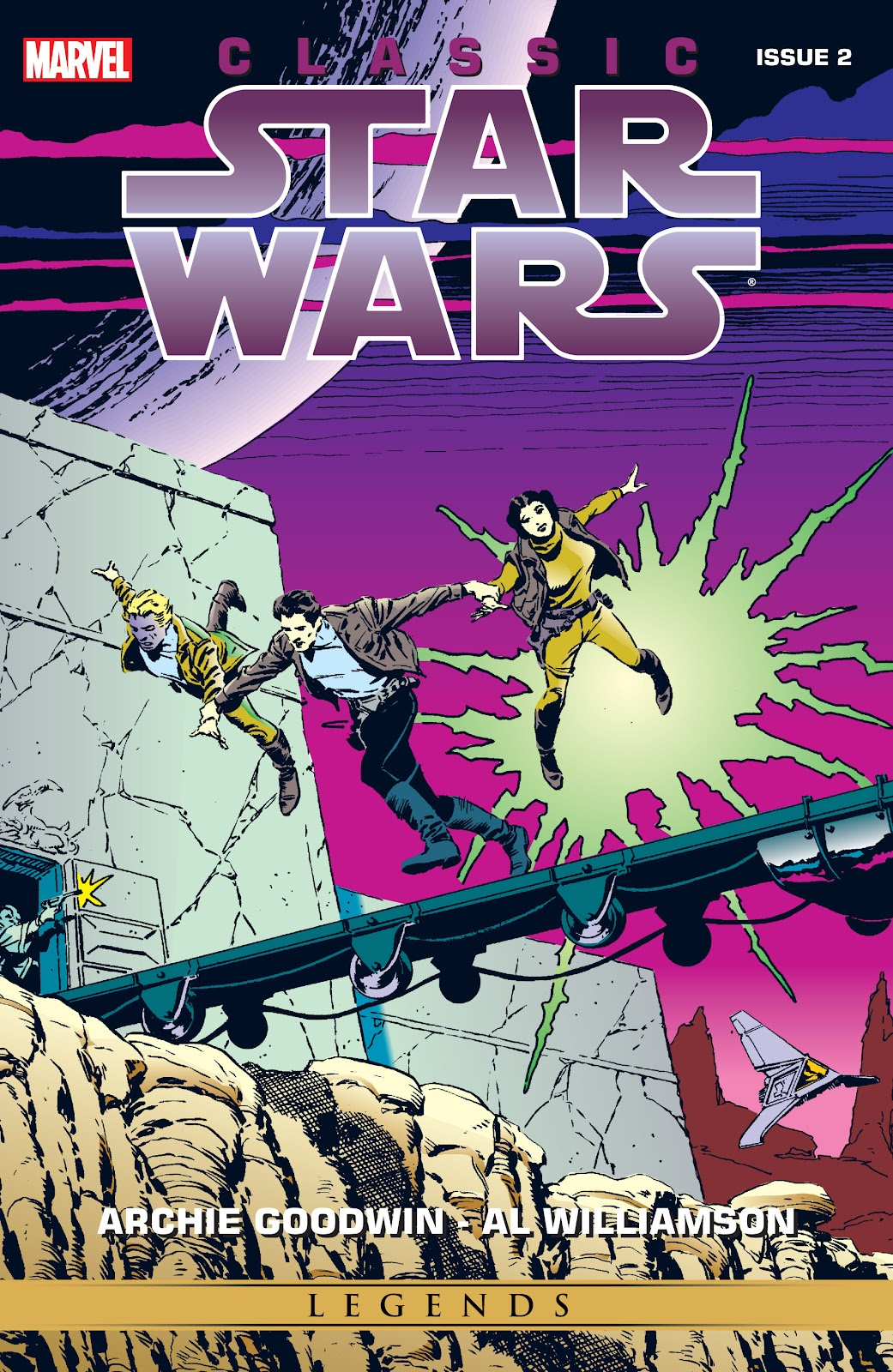 Read online Star Wars Legends: The Newspaper Strips - Epic Collection comic -  Issue # TPB (Part 5) - 7