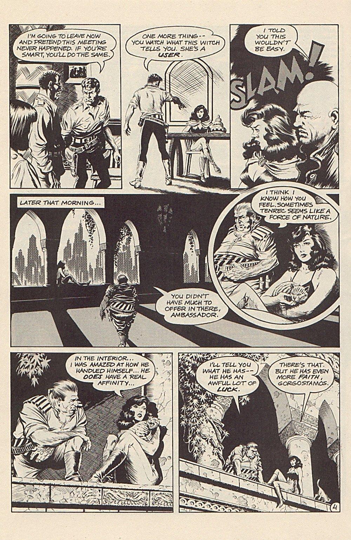 Read online Xenozoic Tales comic -  Issue #3 - 7