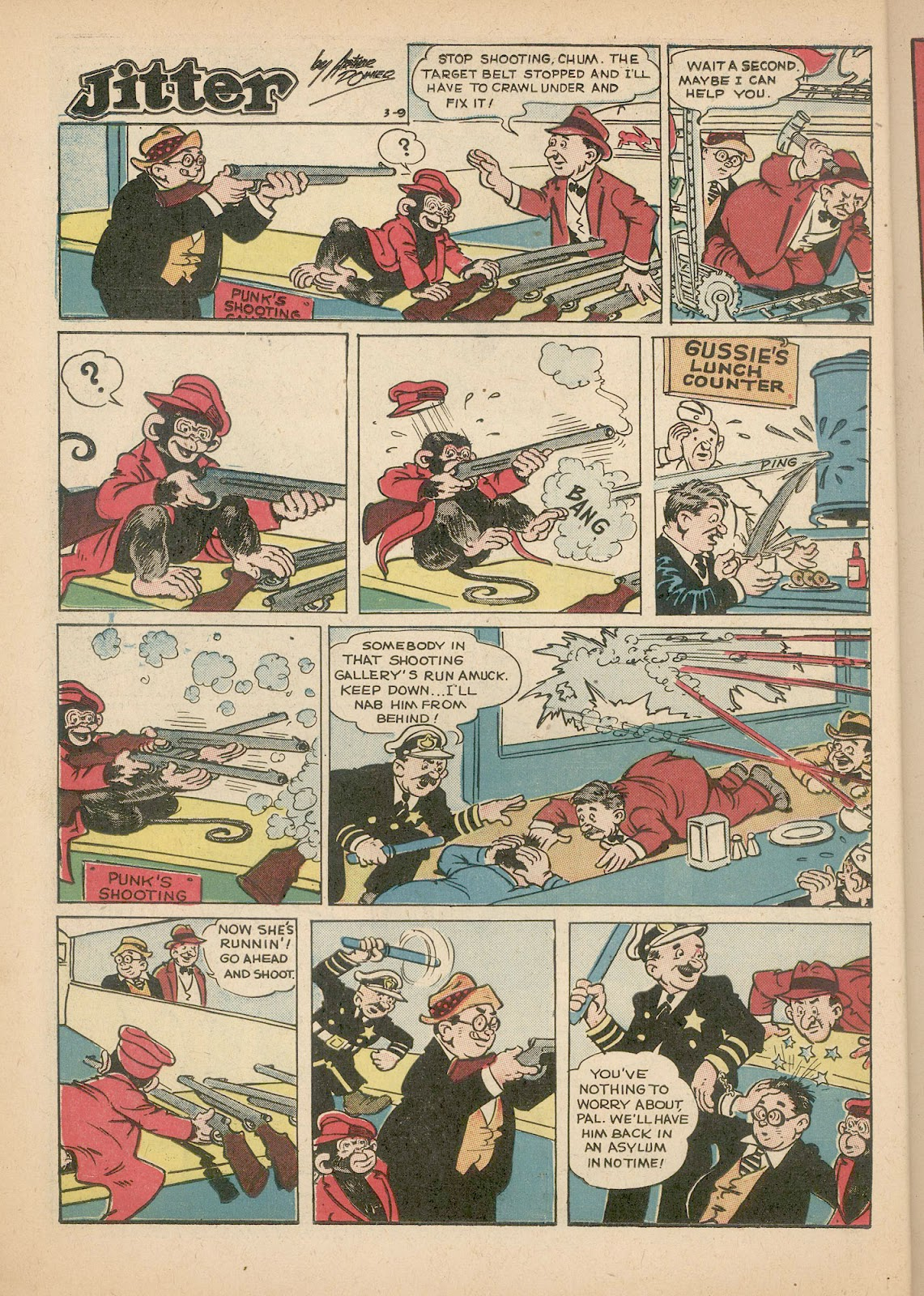 Read online Famous Funnies comic -  Issue #98 - 18