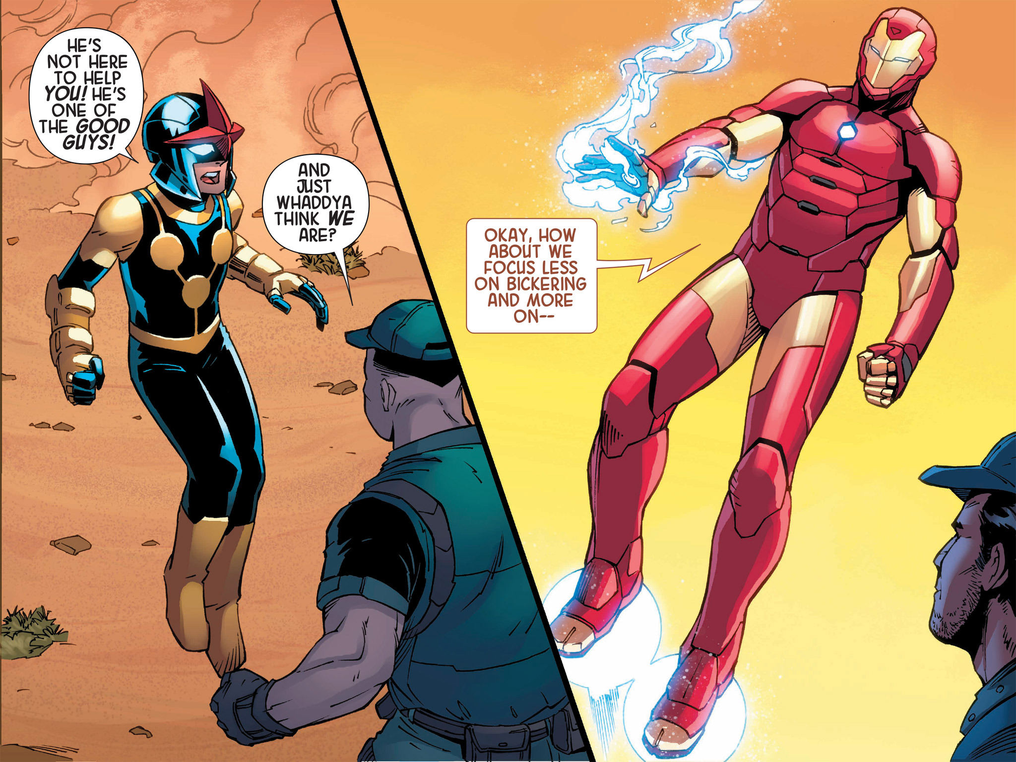 Read online A Year Of Marvels: June Infinite Comic comic -  Issue #A Year Of Marvels: June Infinite Comic Full - 32