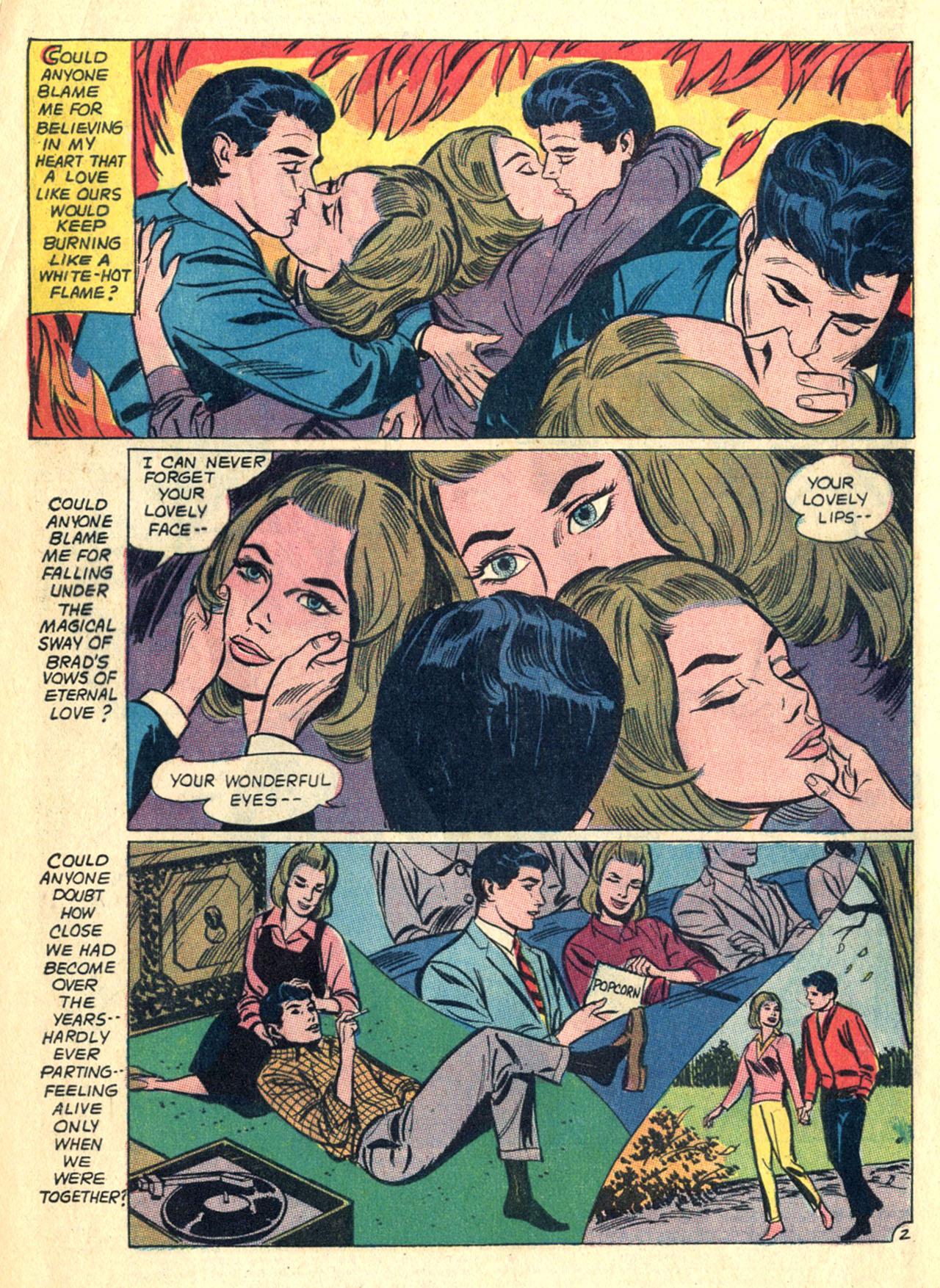 Read online Secret Hearts comic -  Issue #110 - 4