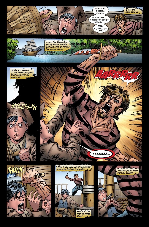 Read online Treasure Island comic -  Issue #4 - 21