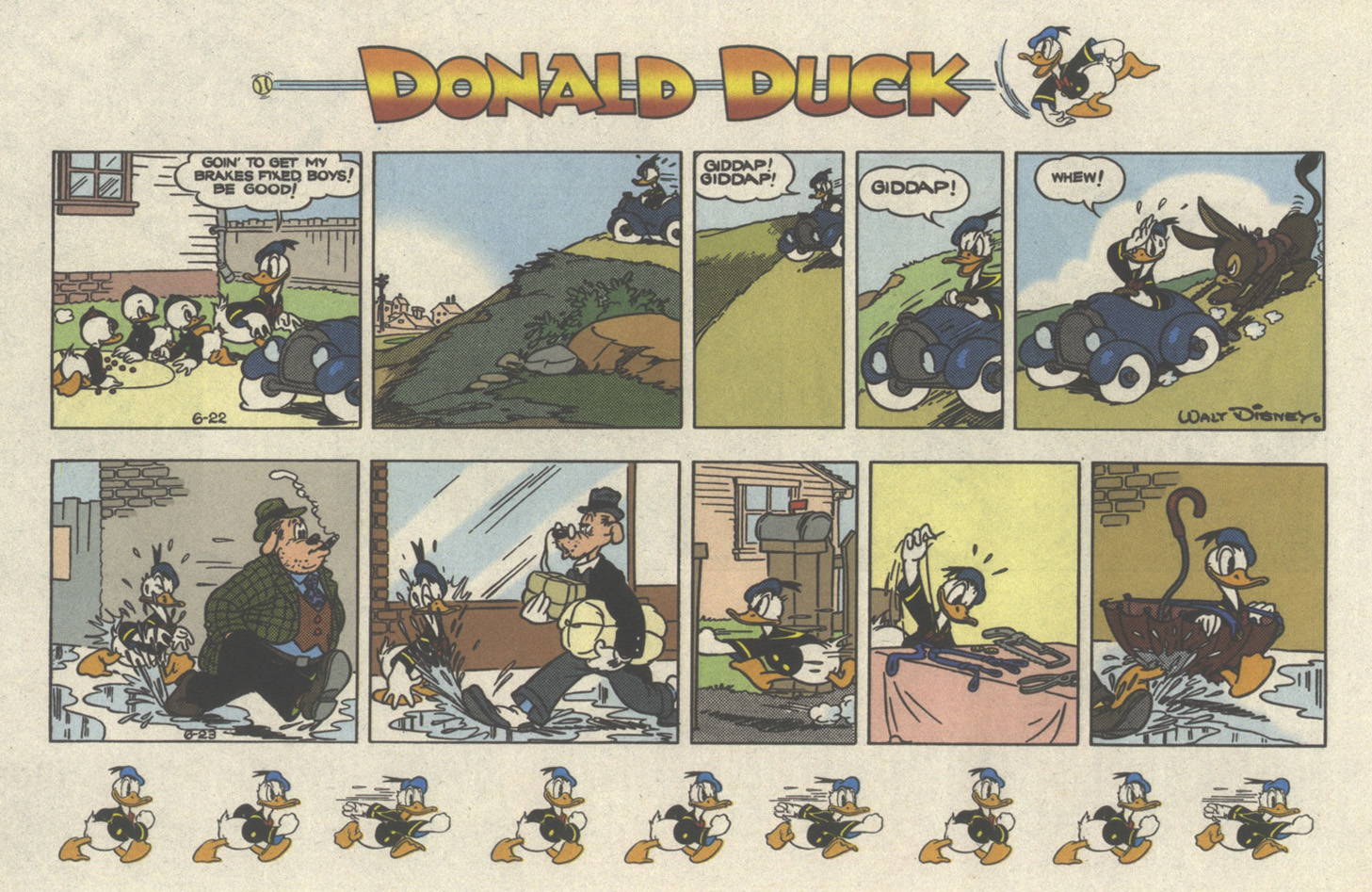 Walt Disney's Donald Duck (1986) issue 298 - Page 17