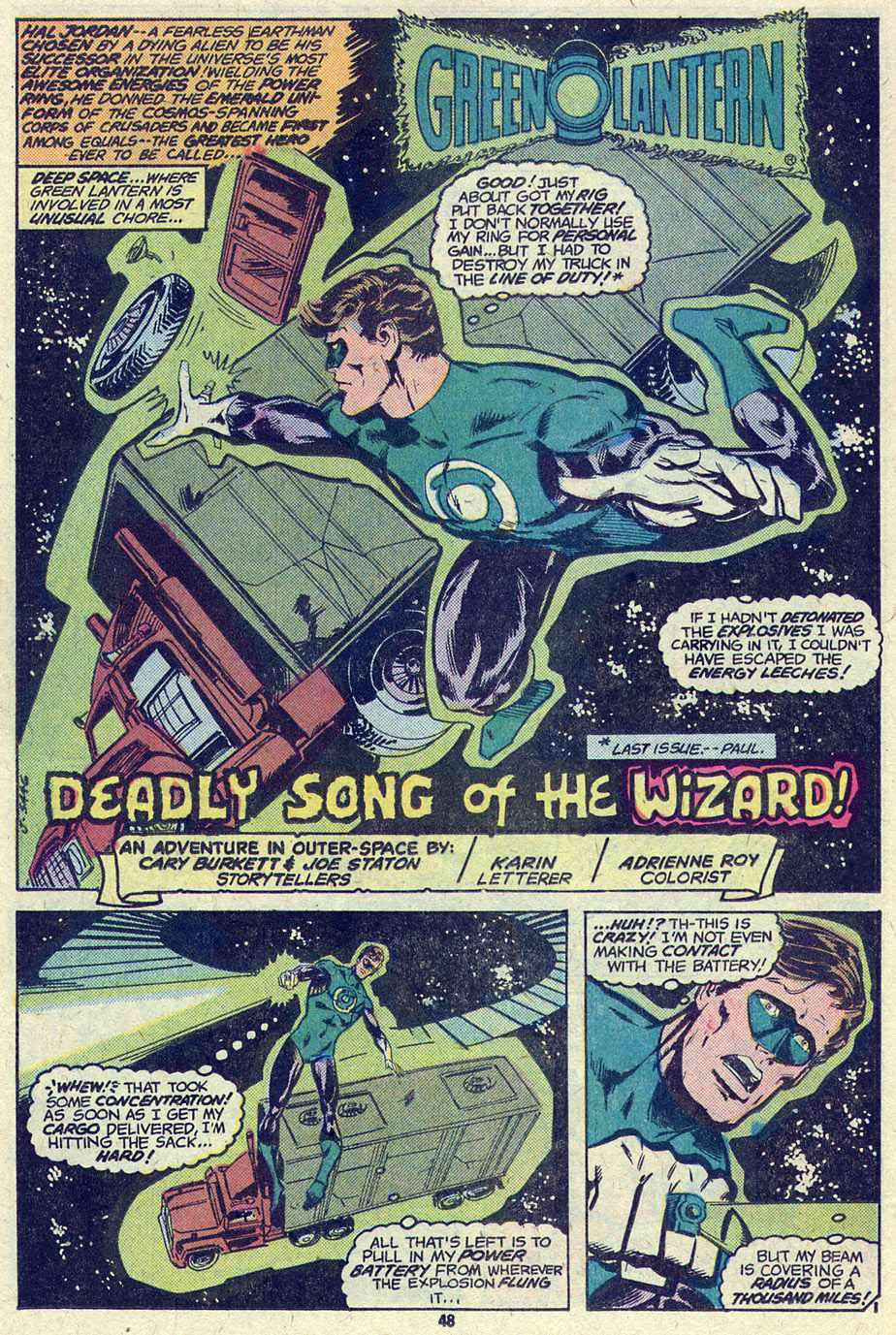 Read online Adventure Comics (1938) comic -  Issue #460 - 48