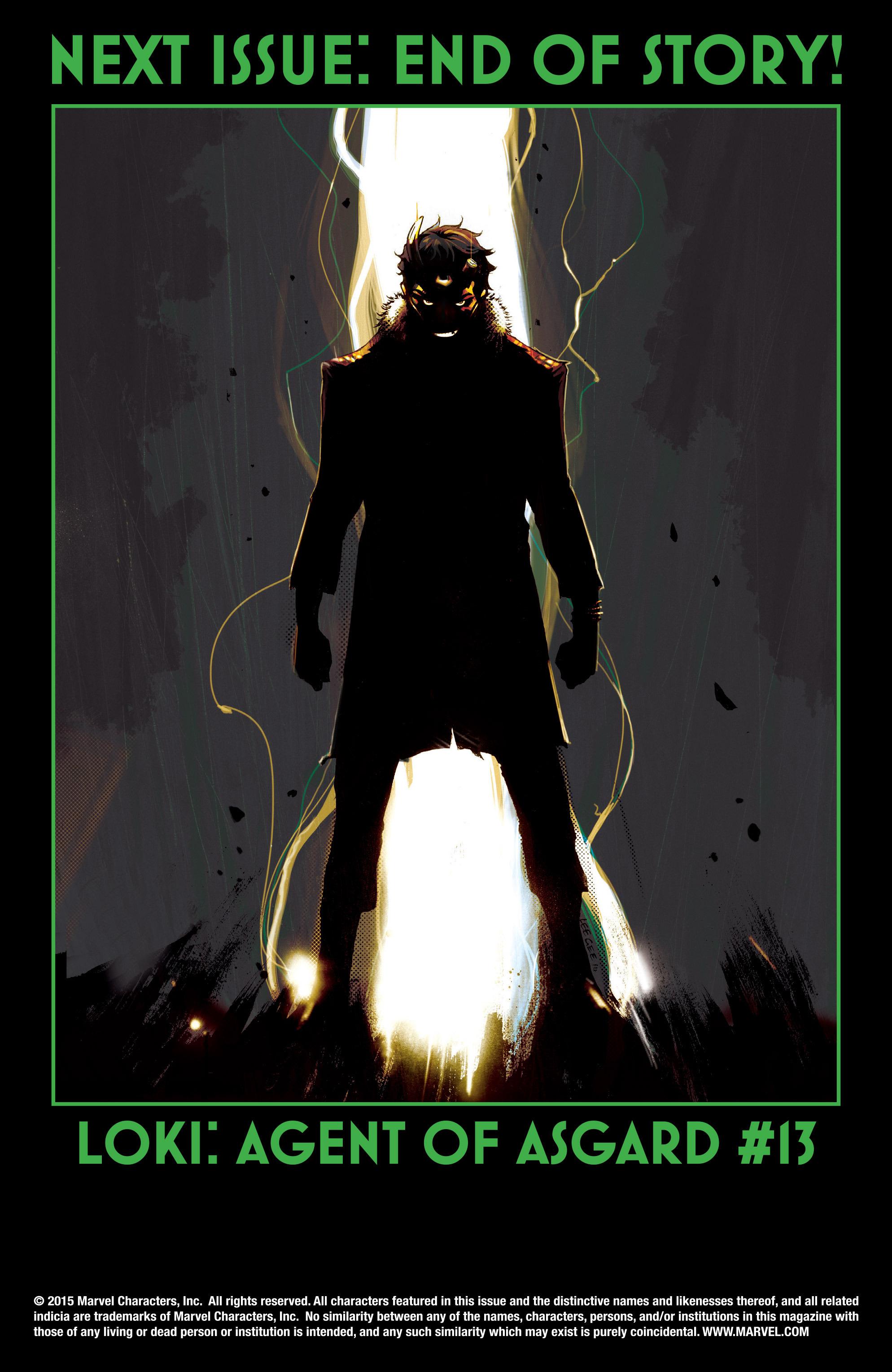 Loki: Agent of Asgard 12 Page 20
